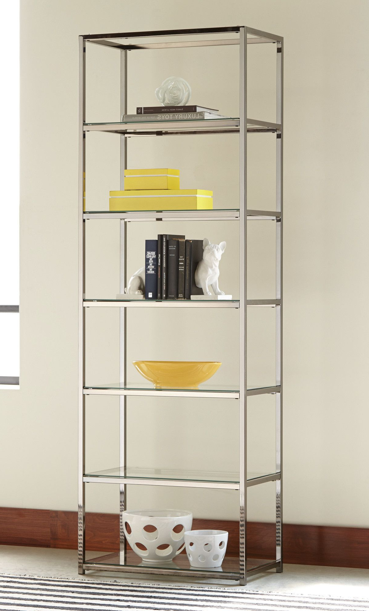 Etagere Bookcase, Bookcase (View 4 of 20)