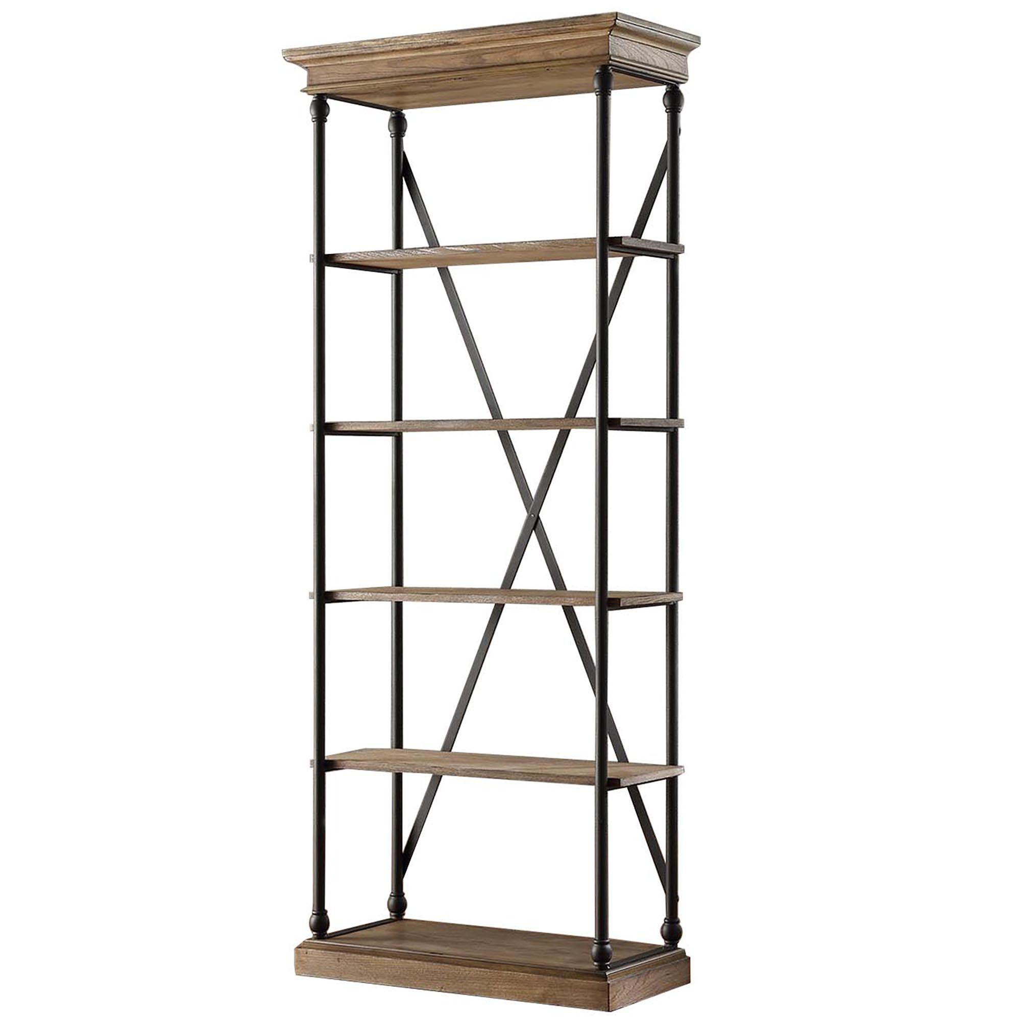 Etagere Bookcase (View 9 of 20)