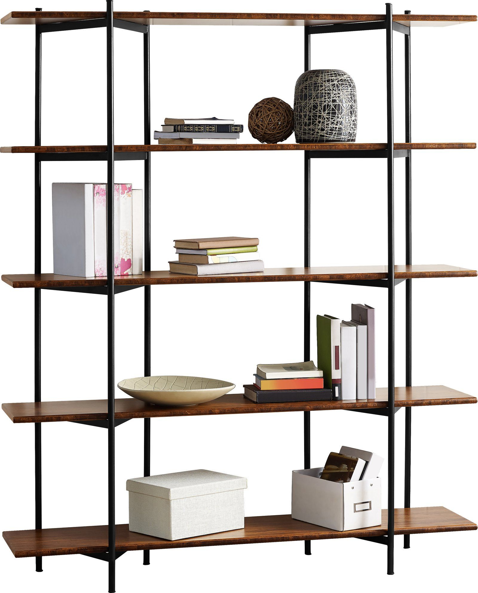 Etagere For 2020 Beckett Etagere Bookcases (View 8 of 20)