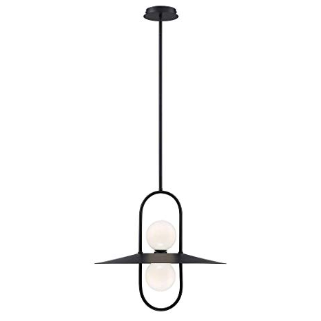 "Eurofase 35898 016 Millbrook – 20"" 20w 2 Led Chandelier Pertaining To Well Known Millbrook 5 Light Shaded Chandeliers (View 7 of 25)"