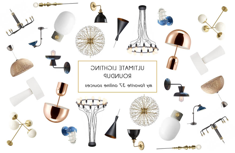 Everett 10 Light Sputnik Chandeliers Within Recent My Favorite 37 Online Lighting Resources – Emily Henderson (View 21 of 25)