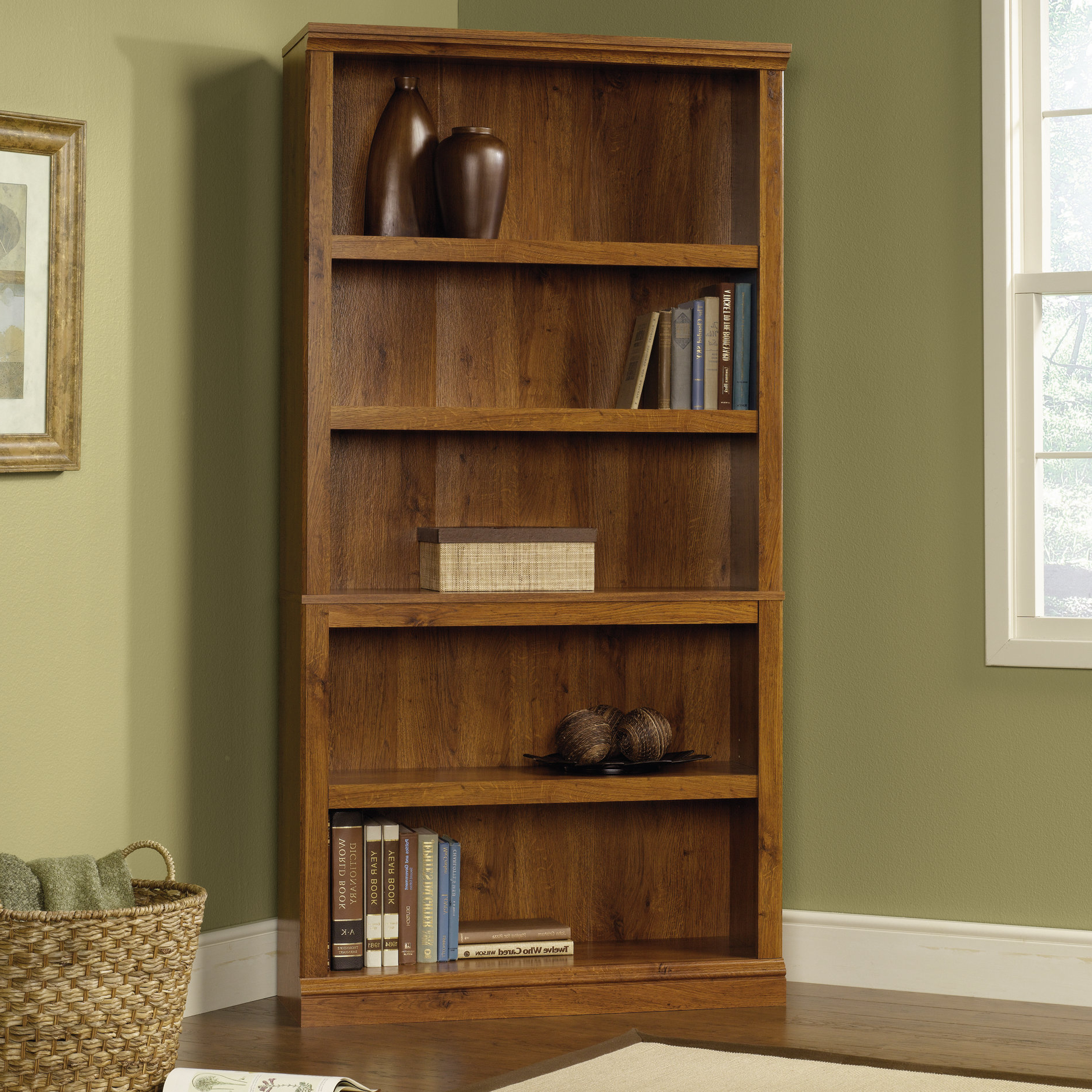 Famous Abigail Standard Bookcase With Abigail Standard Bookcases (View 6 of 20)