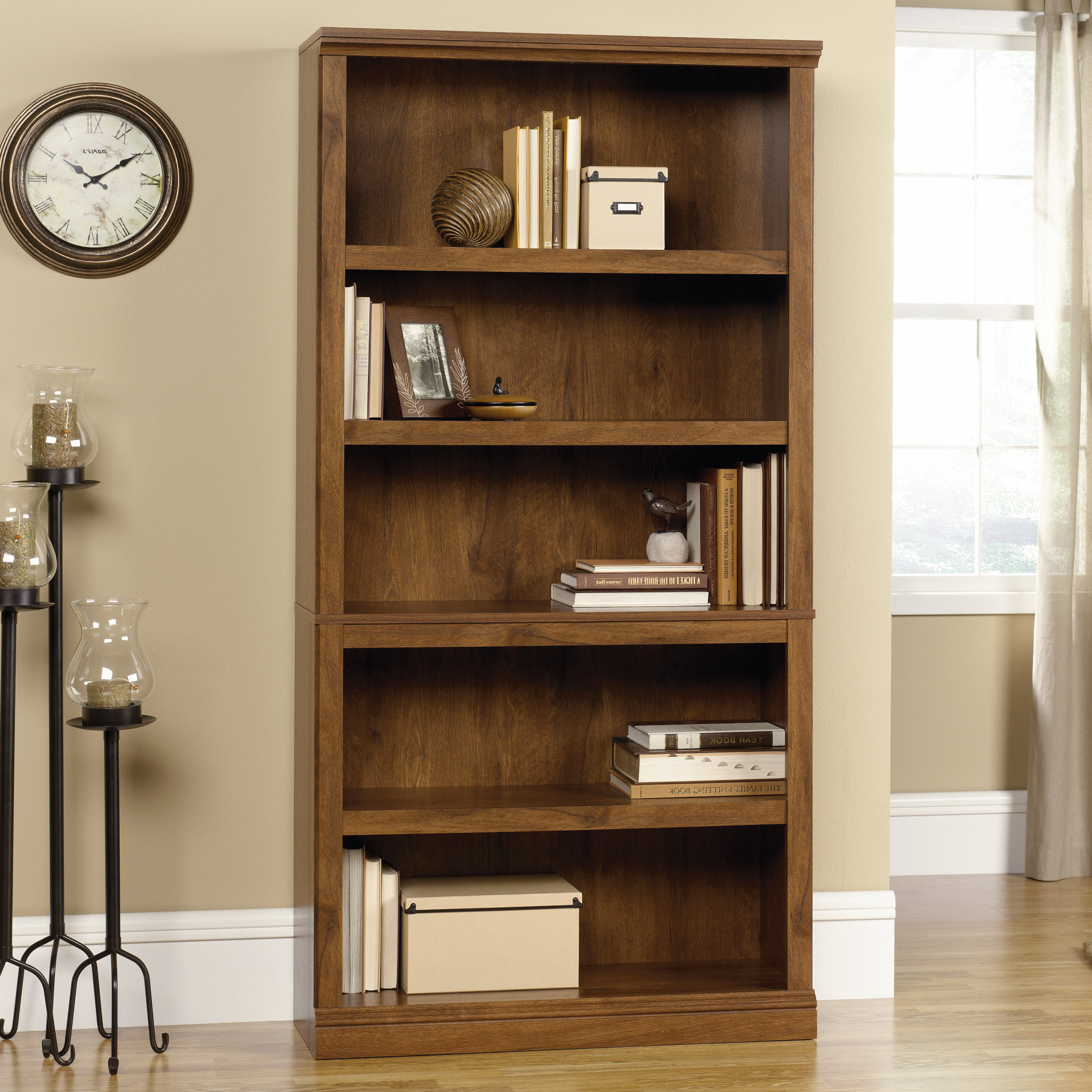 Famous Abigail Standard Bookcases Within Abigail Standard Bookcase (View 5 of 20)