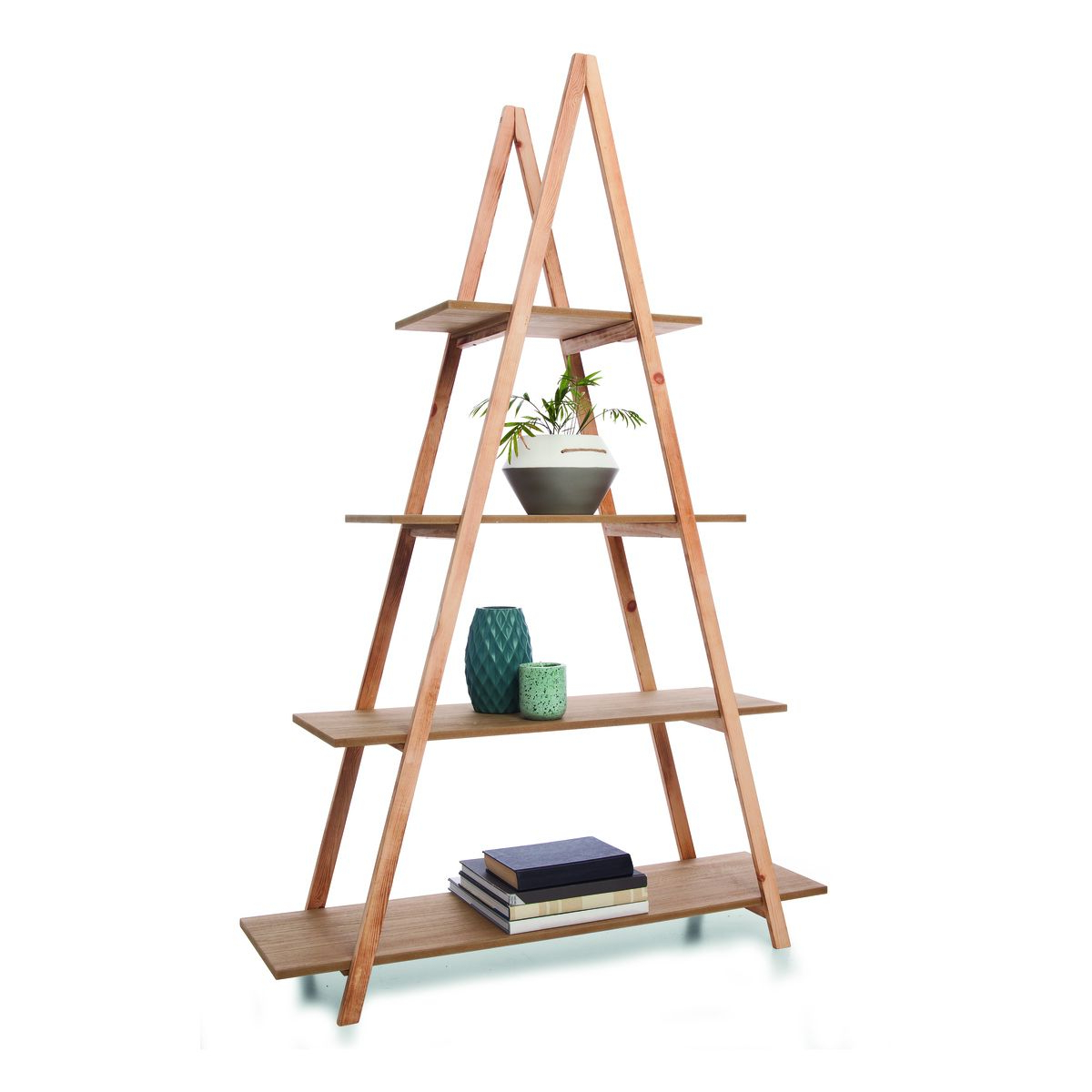 Famous Antoninus Ladder Bookcases Within A Frame Bookshelf (View 20 of 20)