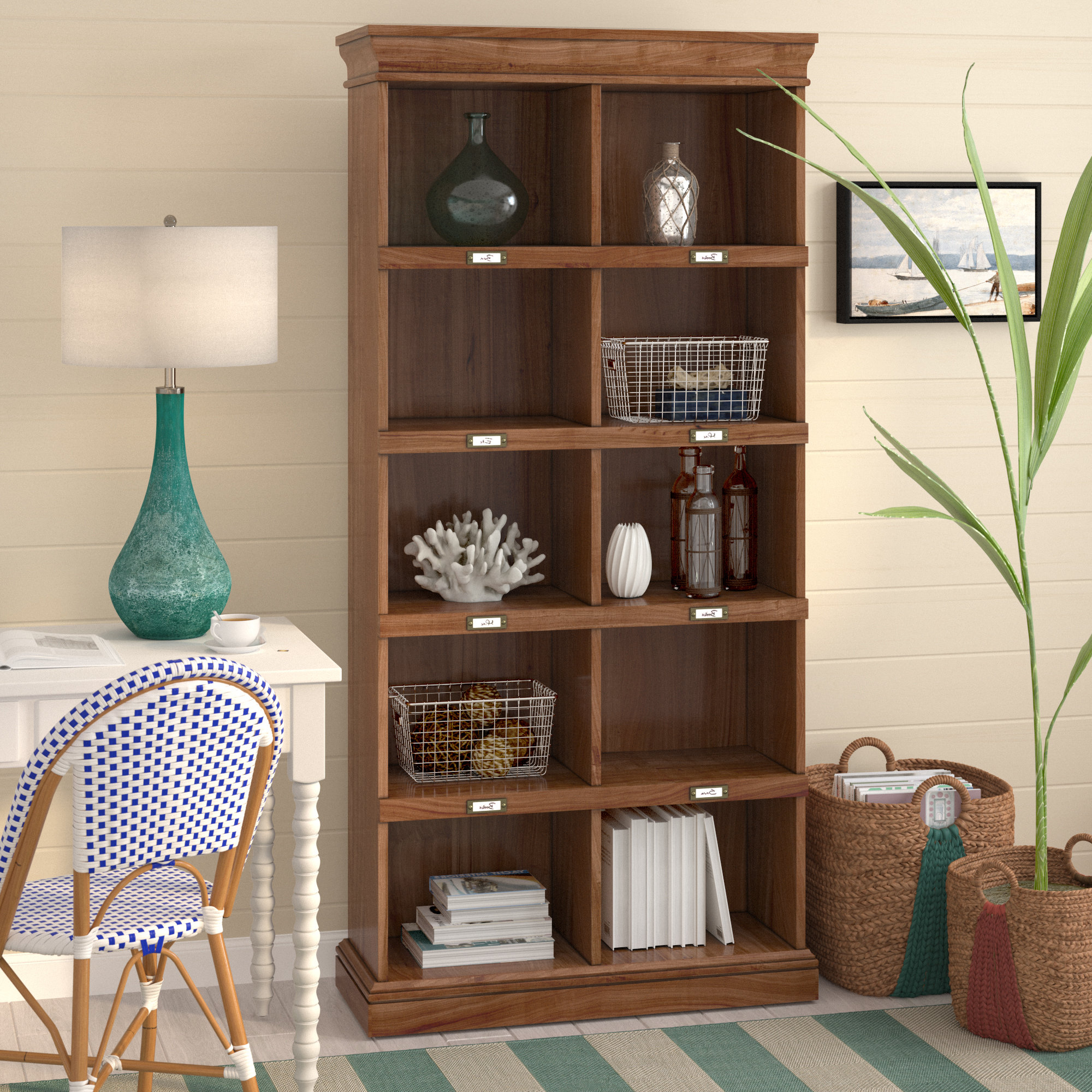 Famous Bowerbank Standard Bookcase Inside Decorative Standard Bookcases (View 9 of 20)