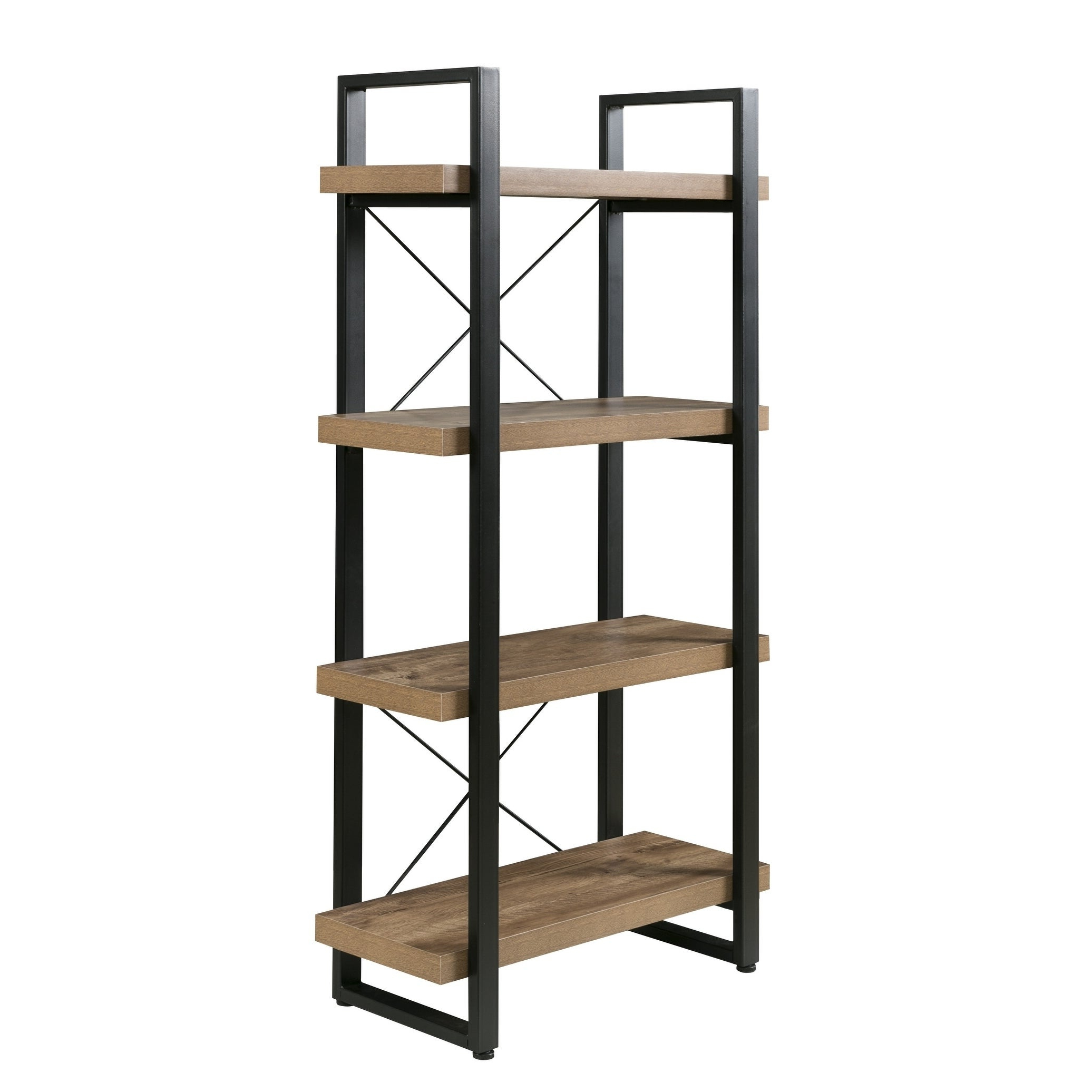 Famous Caldwell Etagere Bookcases With Buy Open Back, Industrial Bookshelves & Bookcases Online At (View 20 of 20)
