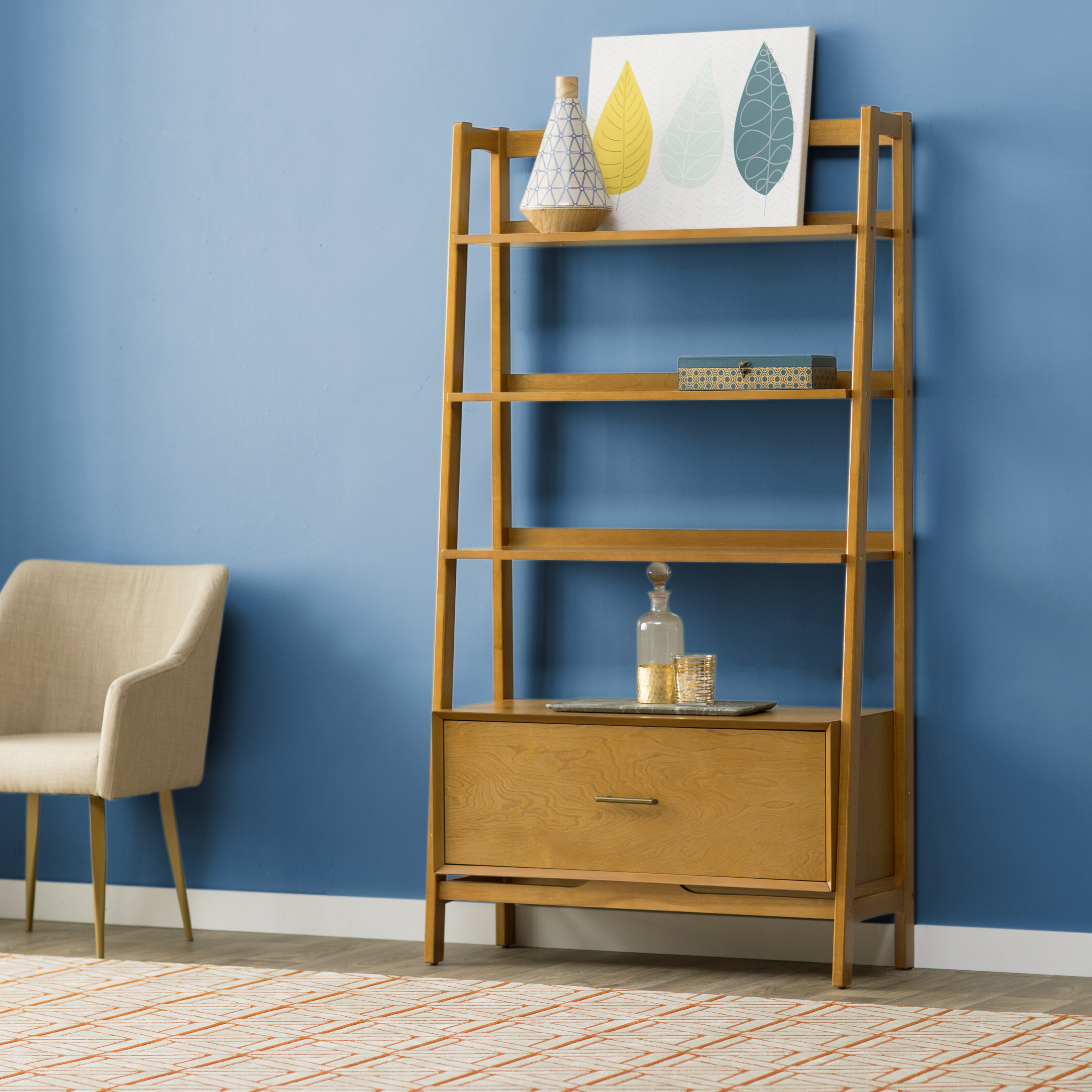 Featured Photo of Destiny Etagere Bookcases