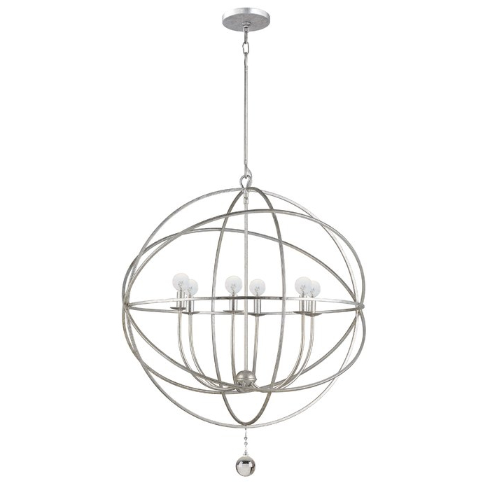 Featured Photo of Gregoire 6 Light Globe Chandeliers