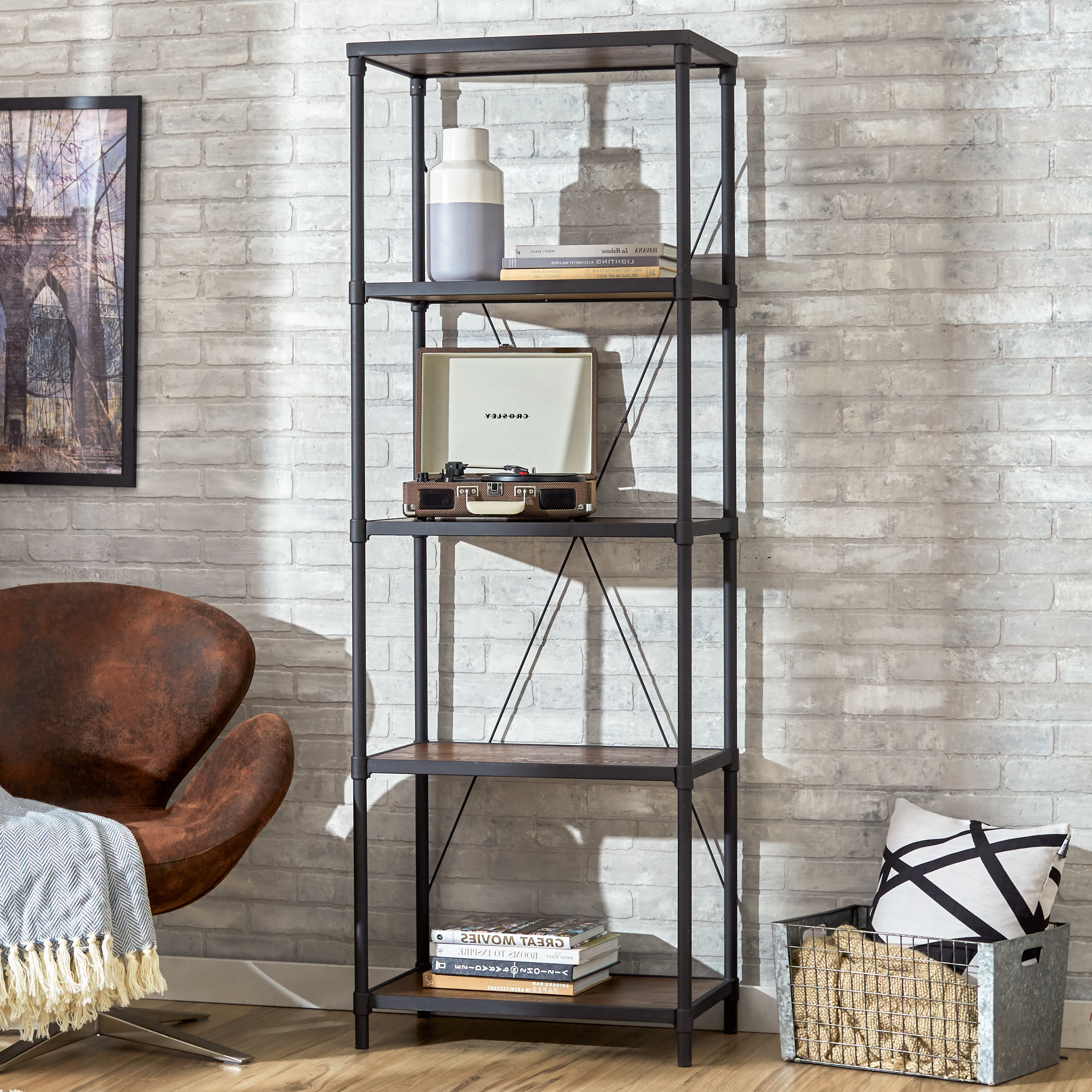 Famous Hera Etagere Bookcases In Hera Etagere Bookcase (View 2 of 20)