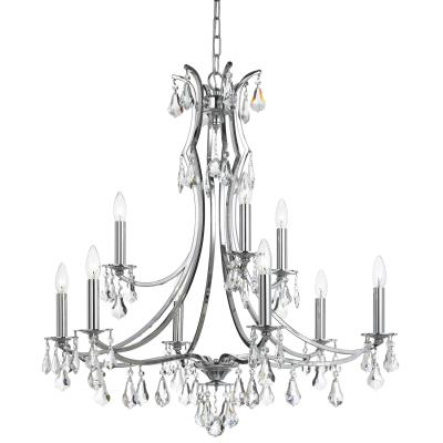 Famous Hydrologic Pertaining To Kenedy 9 Light Candle Style Chandeliers (View 6 of 25)