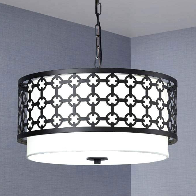 Famous Lindsey 4 Light Drum Chandeliers With Drum Light Chandelier Design 4 Reviews Shade – Jiboqaxapu (View 6 of 25)