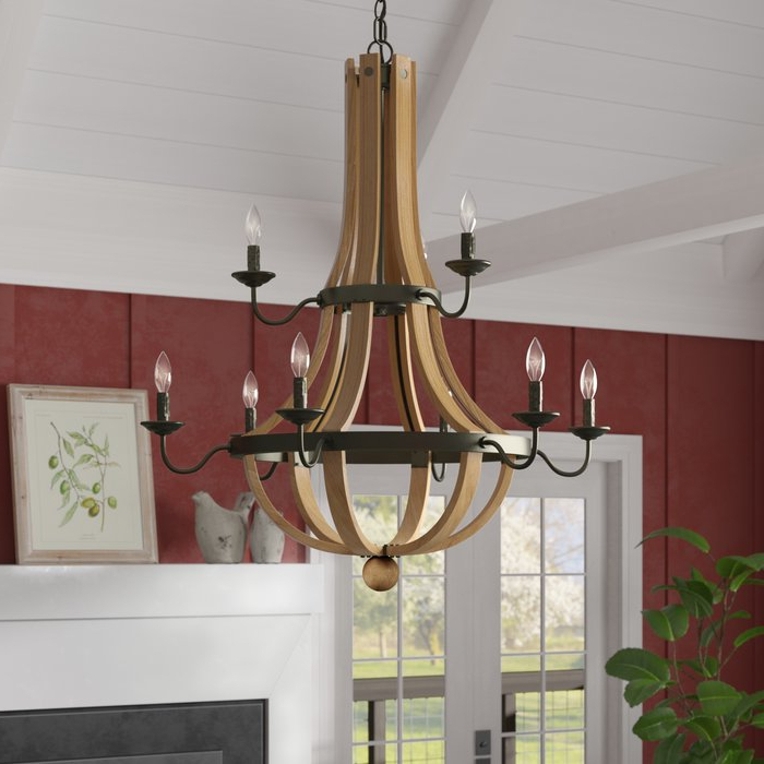 Famous Phifer 6 Light Empire Chandeliers In Dimitri 9 Light Empire Chandelier (View 17 of 25)