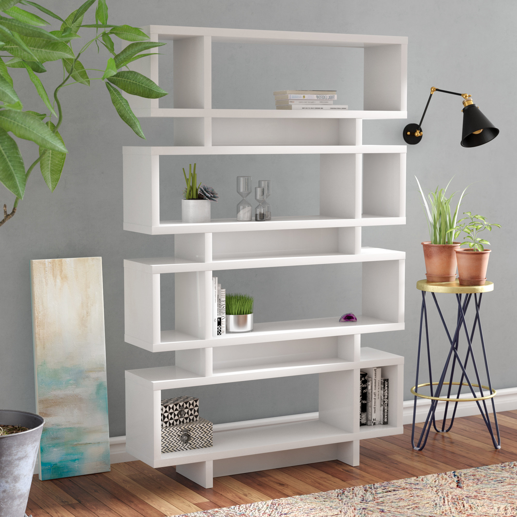 Famous Standard Bookcase With Crowley Standard Bookcases (View 8 of 20)