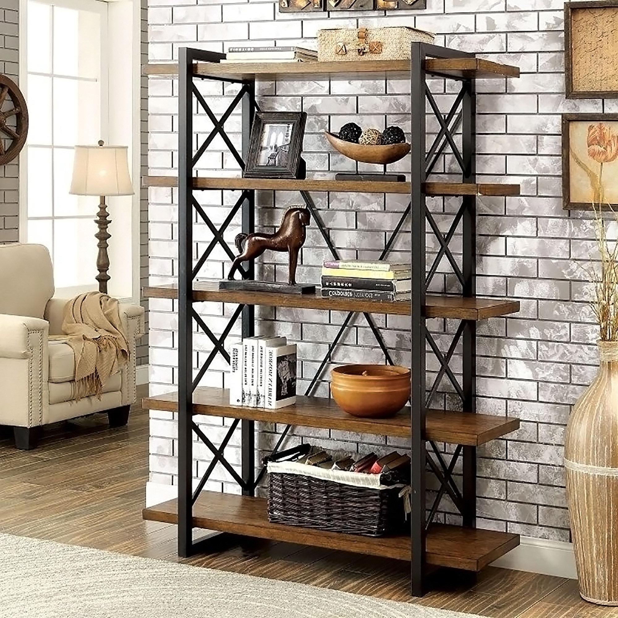 Fashionable Babbitt Etagere Bookcase Within Babbitt Etagere Bookcases (View 4 of 20)