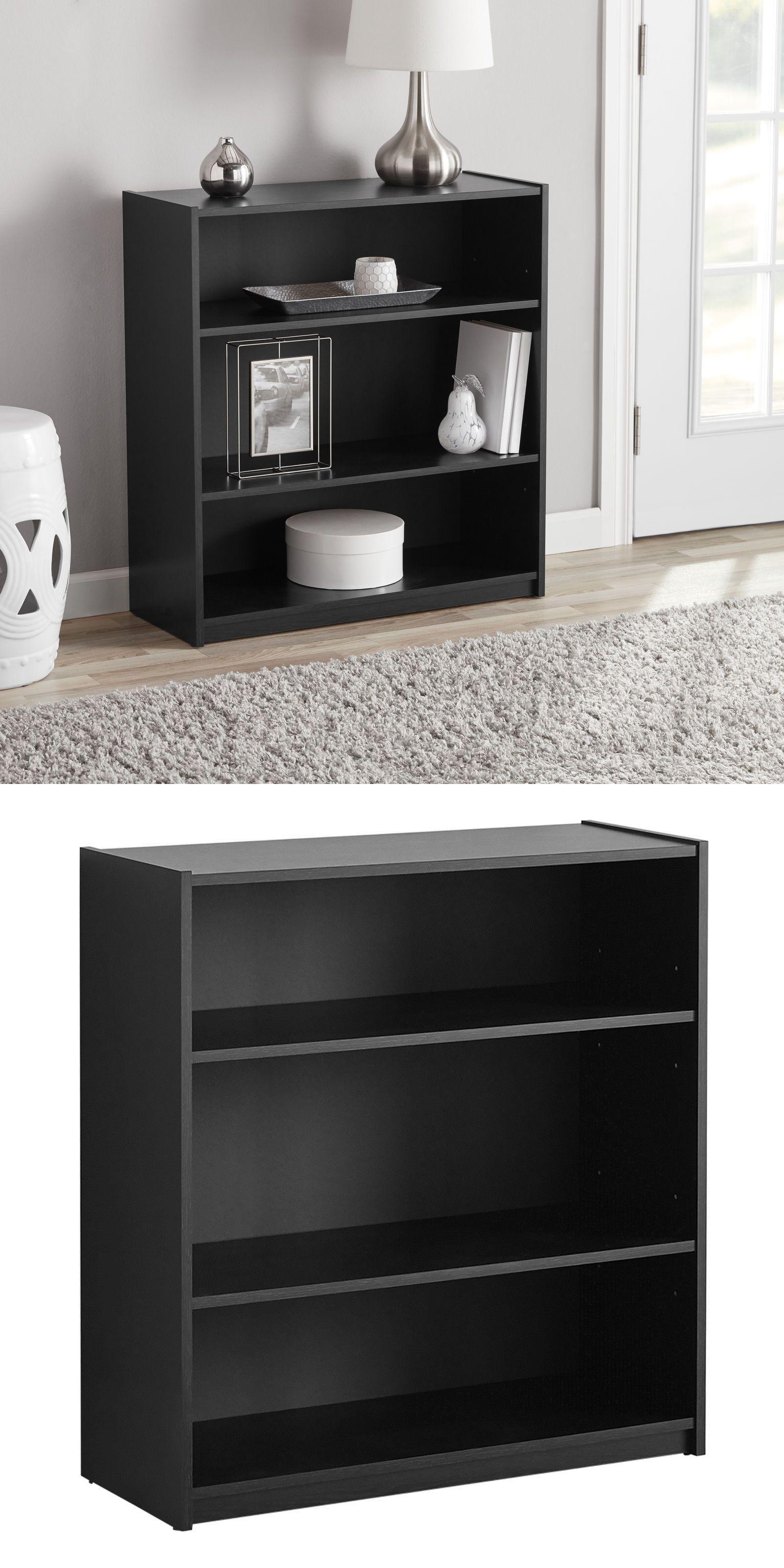 Fashionable Bookcases 3199: Adjustable 3 Shelf Standard Bookcase With Regard To Standard Bookcases (View 17 of 20)