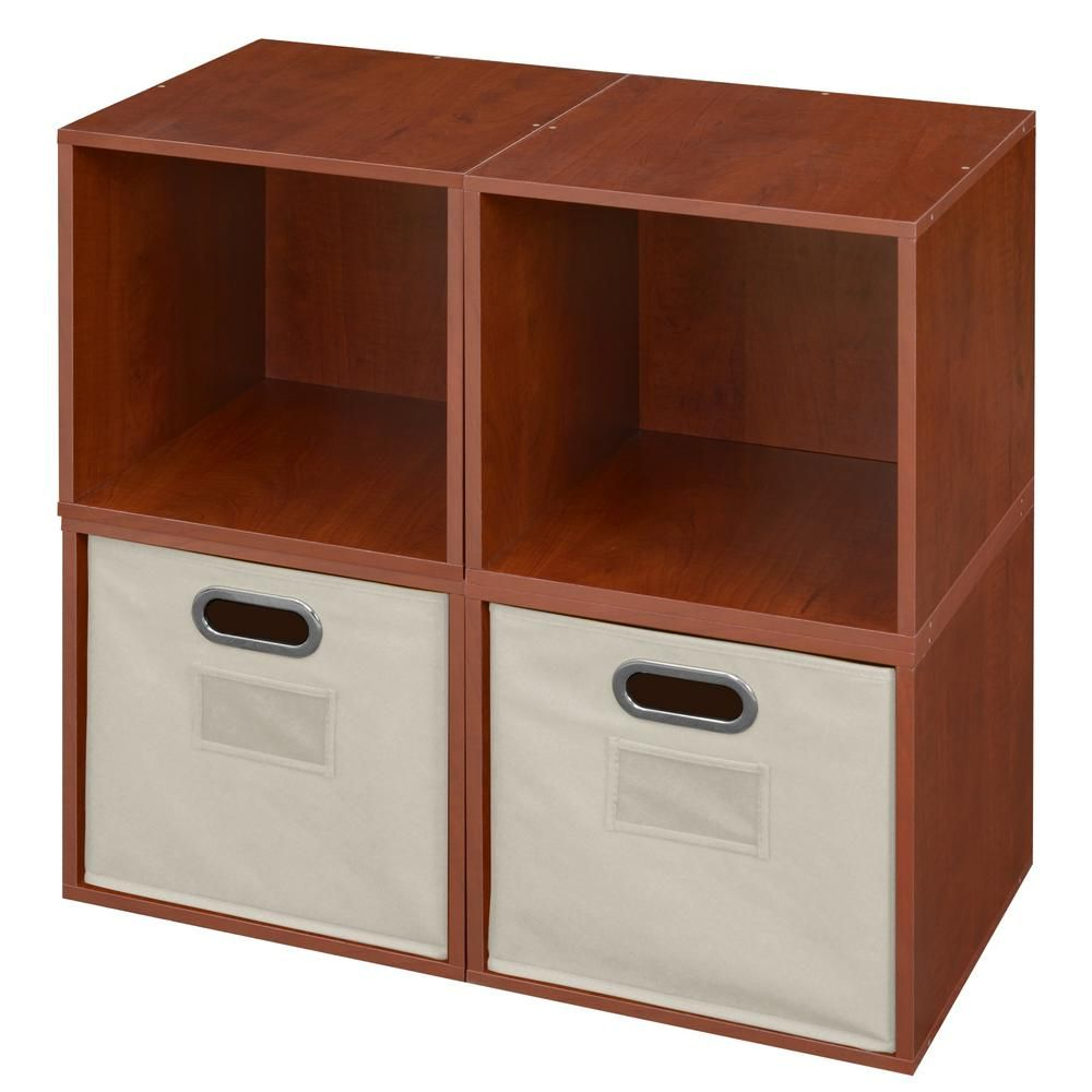 Fashionable Chastain Storage Cube Unit Bookcases Within Niche Cubo 26 In. H X 26 In (View 15 of 20)