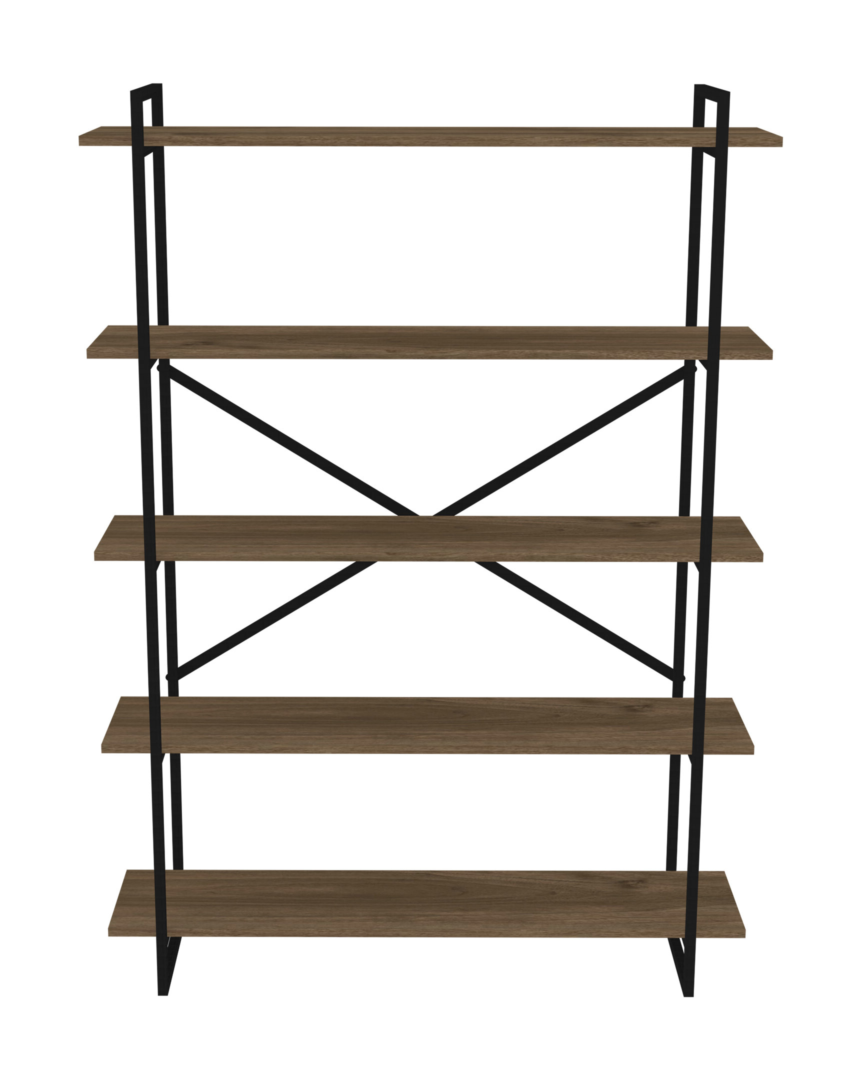 Fashionable Cottage & Country & Modern & Contemporary Commercial Regarding Henn Etagere Bookcases (View 6 of 20)