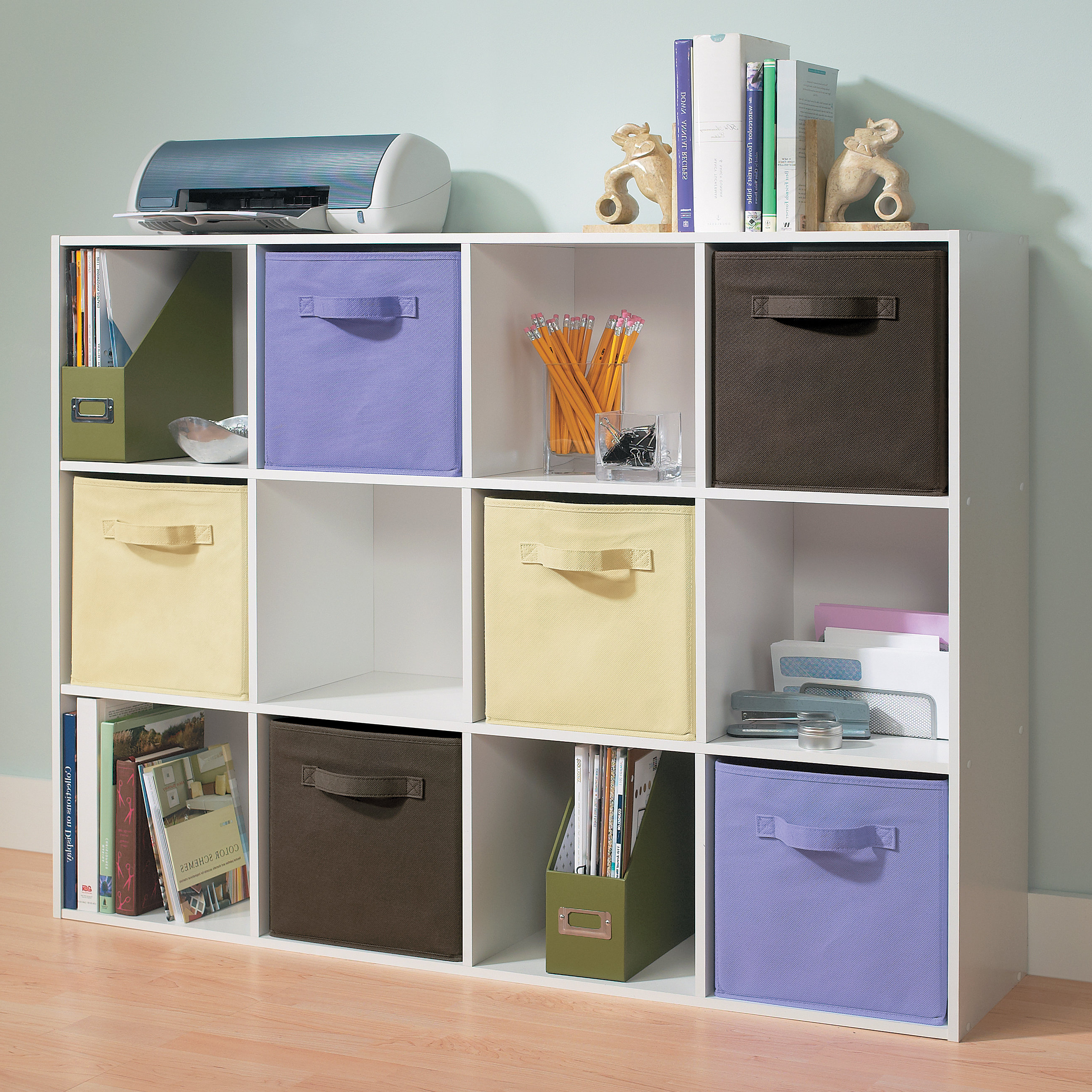 Featured Photo of Cubicals Cube Bookcases