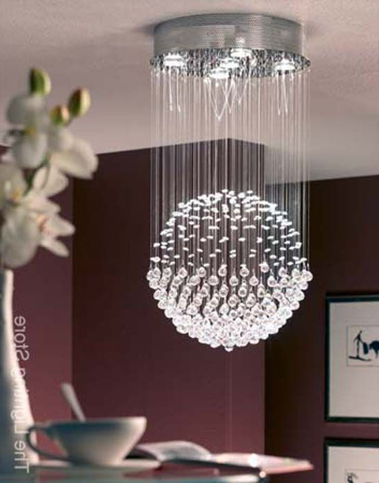 Fashionable Gisselle 4 Light Drum Chandeliers Inside Modern Interior Lighting For Back Patio Entryway (View 7 of 25)
