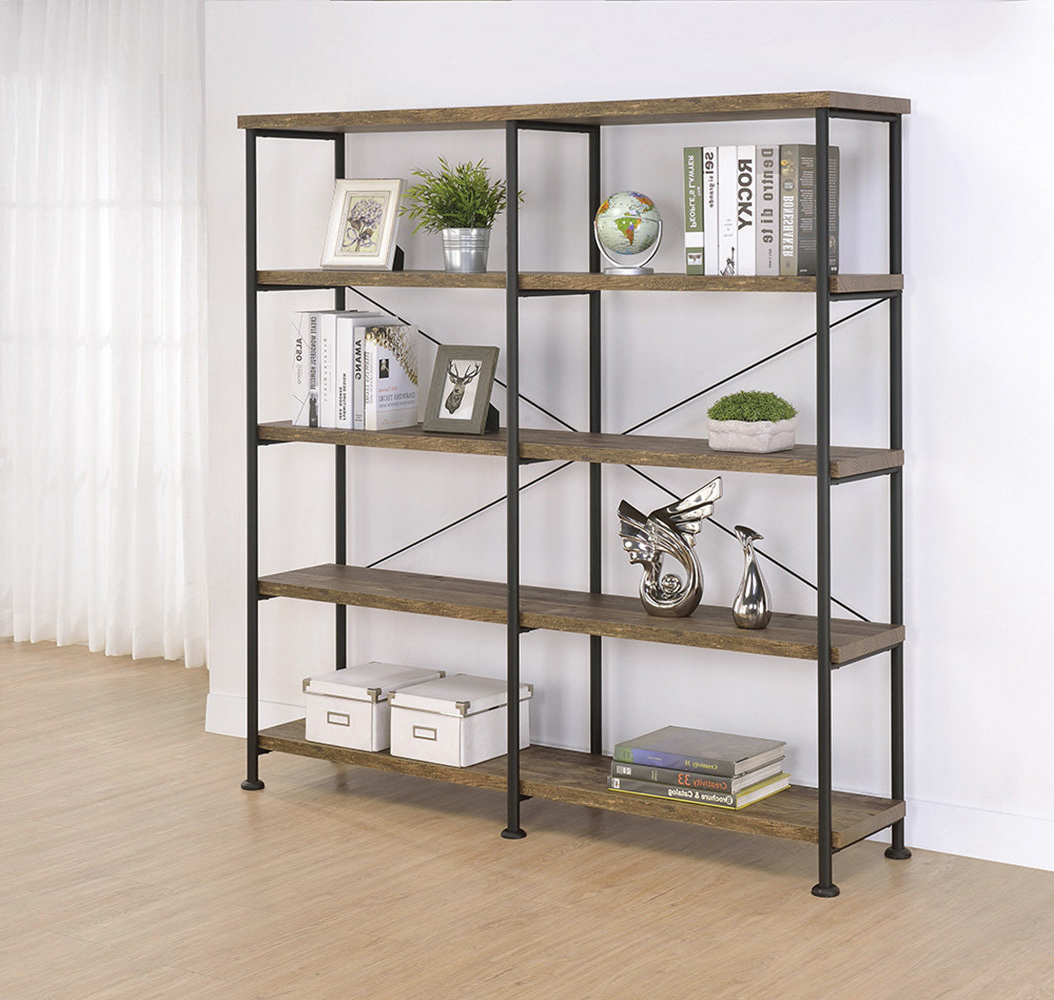 Fashionable Greyson Library Bookcase Throughout Thea Blondelle Library Bookcases (View 7 of 20)