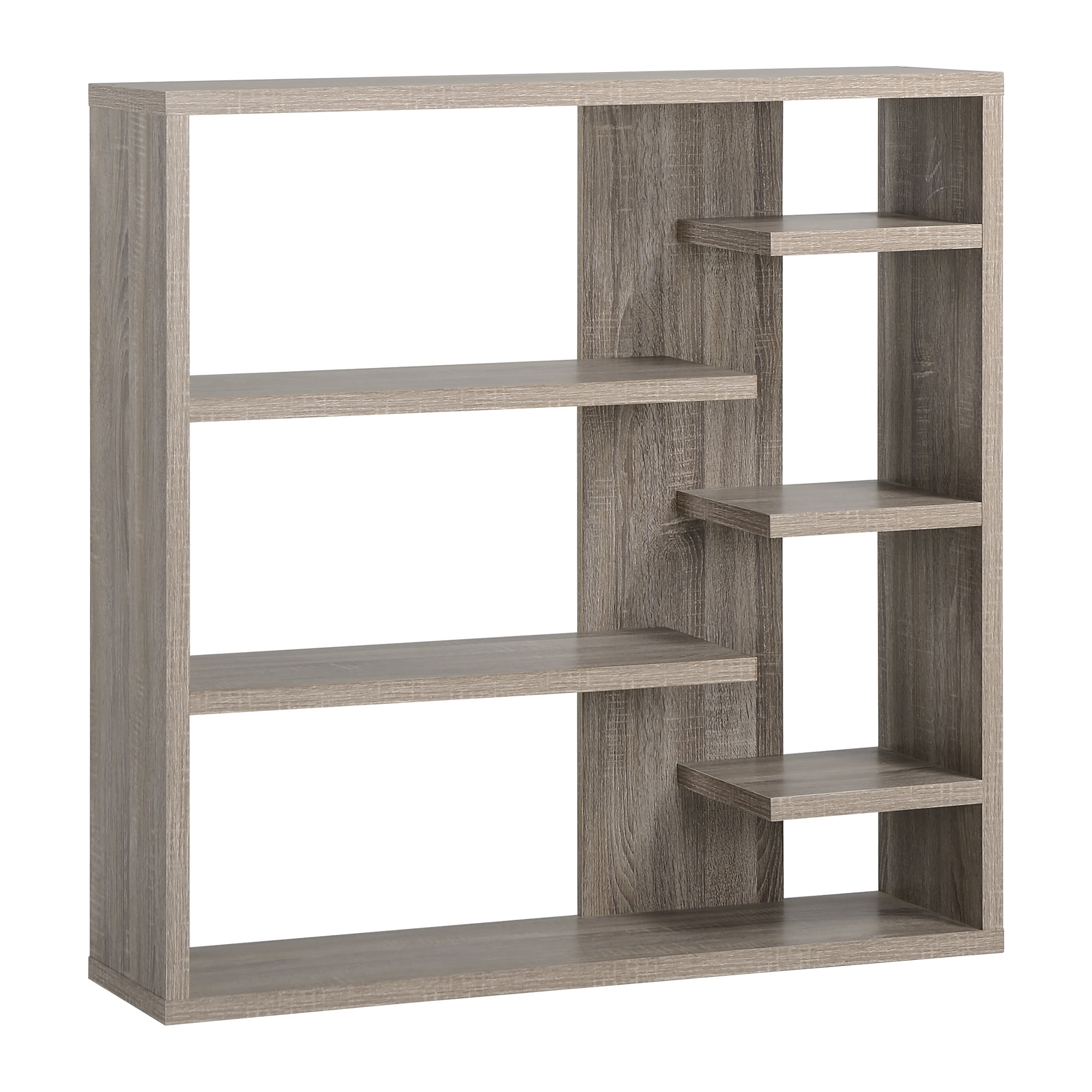 Fashionable Kiley Standard Bookcases Within Standard Bookcase (View 10 of 20)