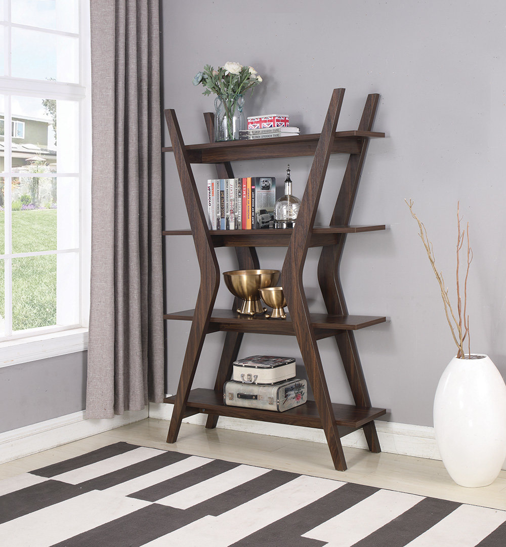 Fashionable Lu Etagere Bookcase For Woodcrest Etagere Bookcases (View 5 of 20)
