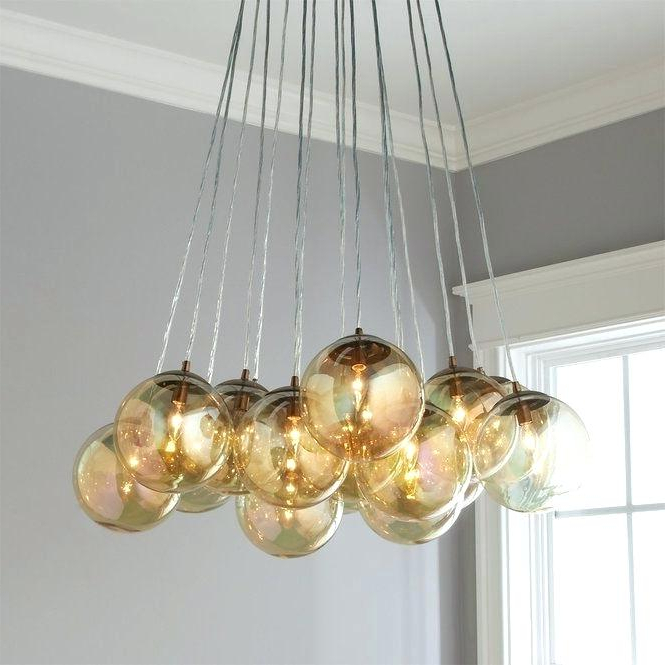 Fashionable No Light Chandelier – 4Glove (View 13 of 25)
