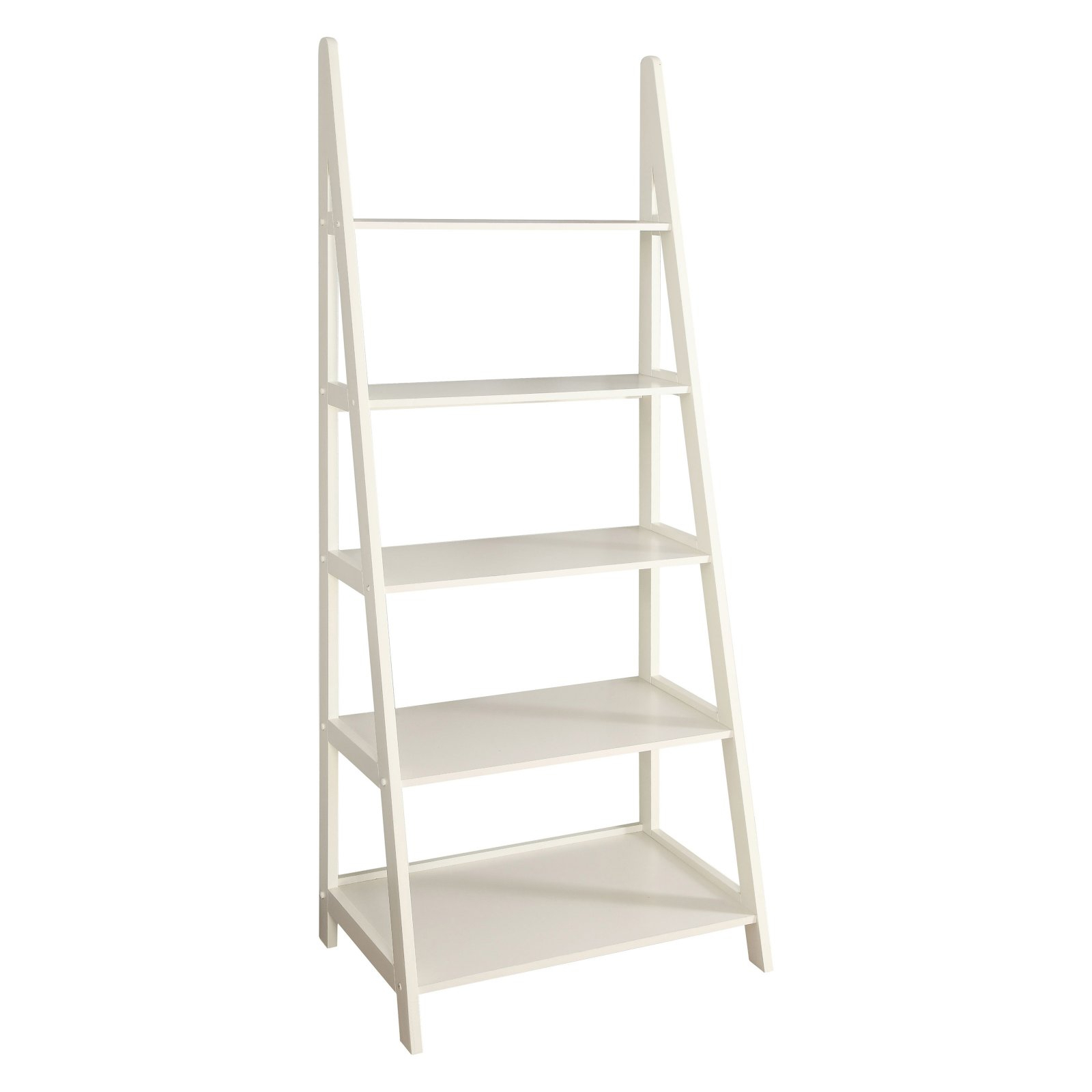 Fashionable Urban Style Living Linden Center Ladder Bookcase In 2019 Inside Rupert Ladder Bookcases (View 7 of 20)