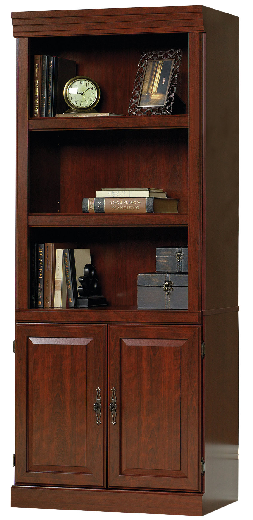 Fashionable Walworth Standard Bookcases Regarding Clintonville Standard Bookcase (View 3 of 20)