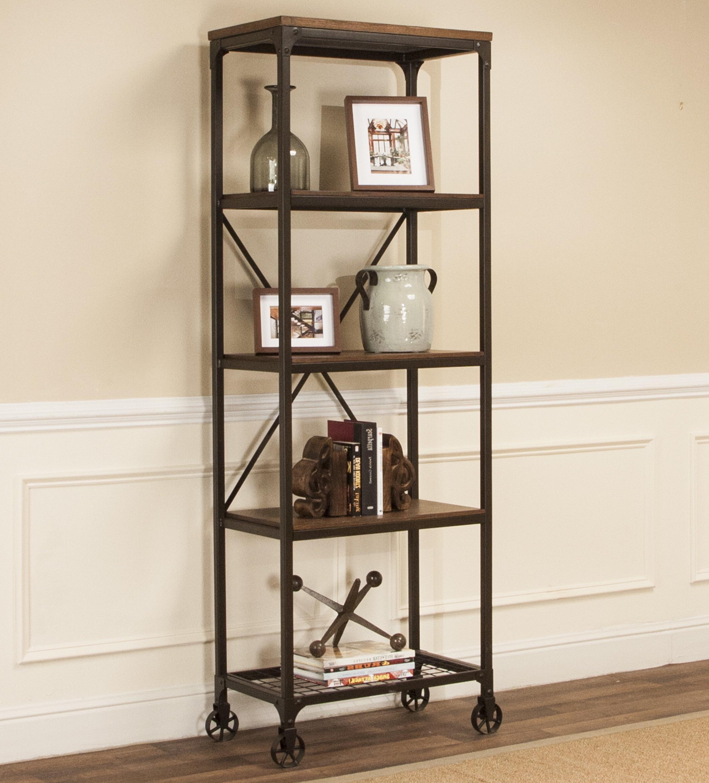 Favorite Aptos Etagere Bookcases With Regard To Thibaut Etagere Bookcase (View 10 of 20)