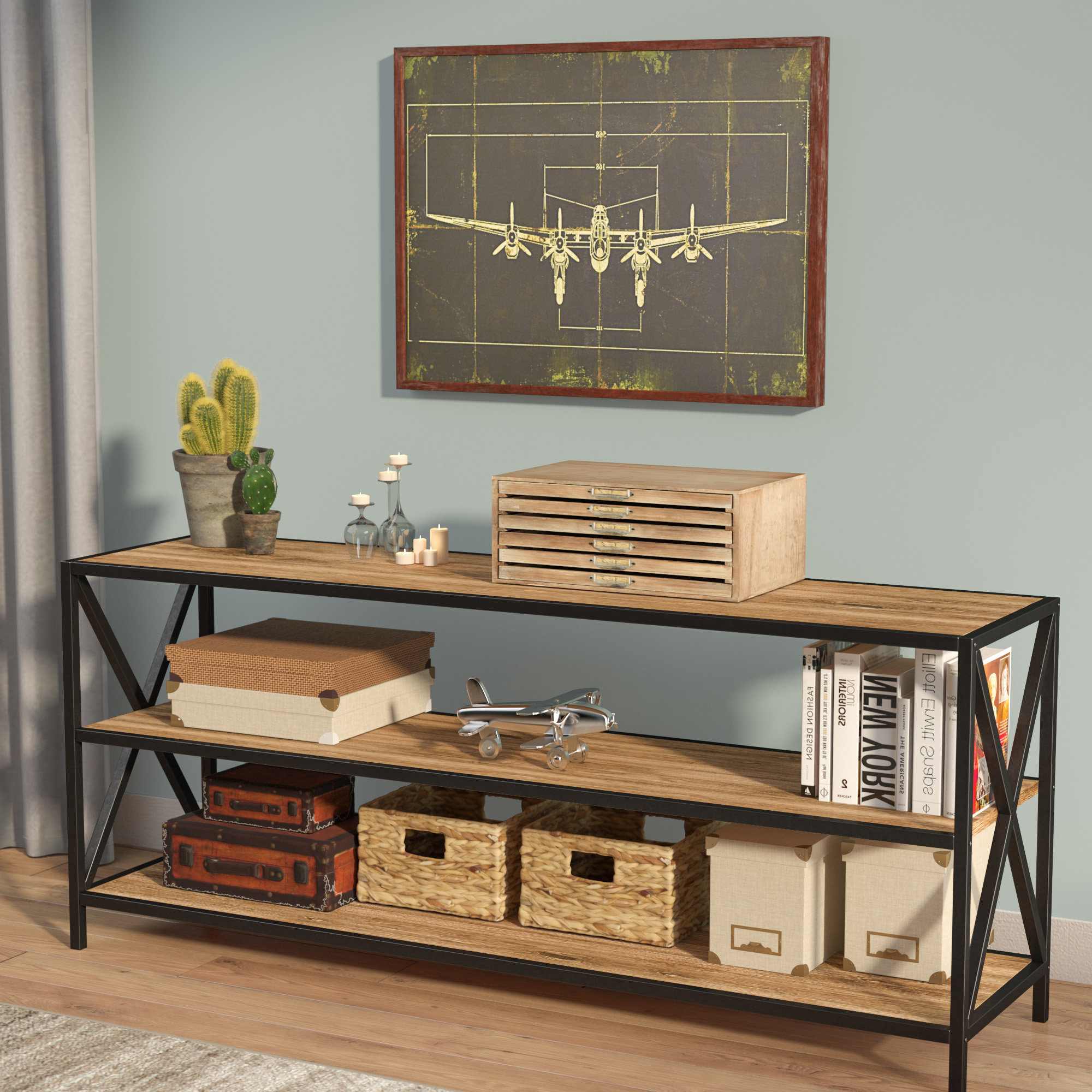 Favorite Augustus Etagere Bookcases With Regard To Augustus Etagere Bookcase (View 9 of 20)