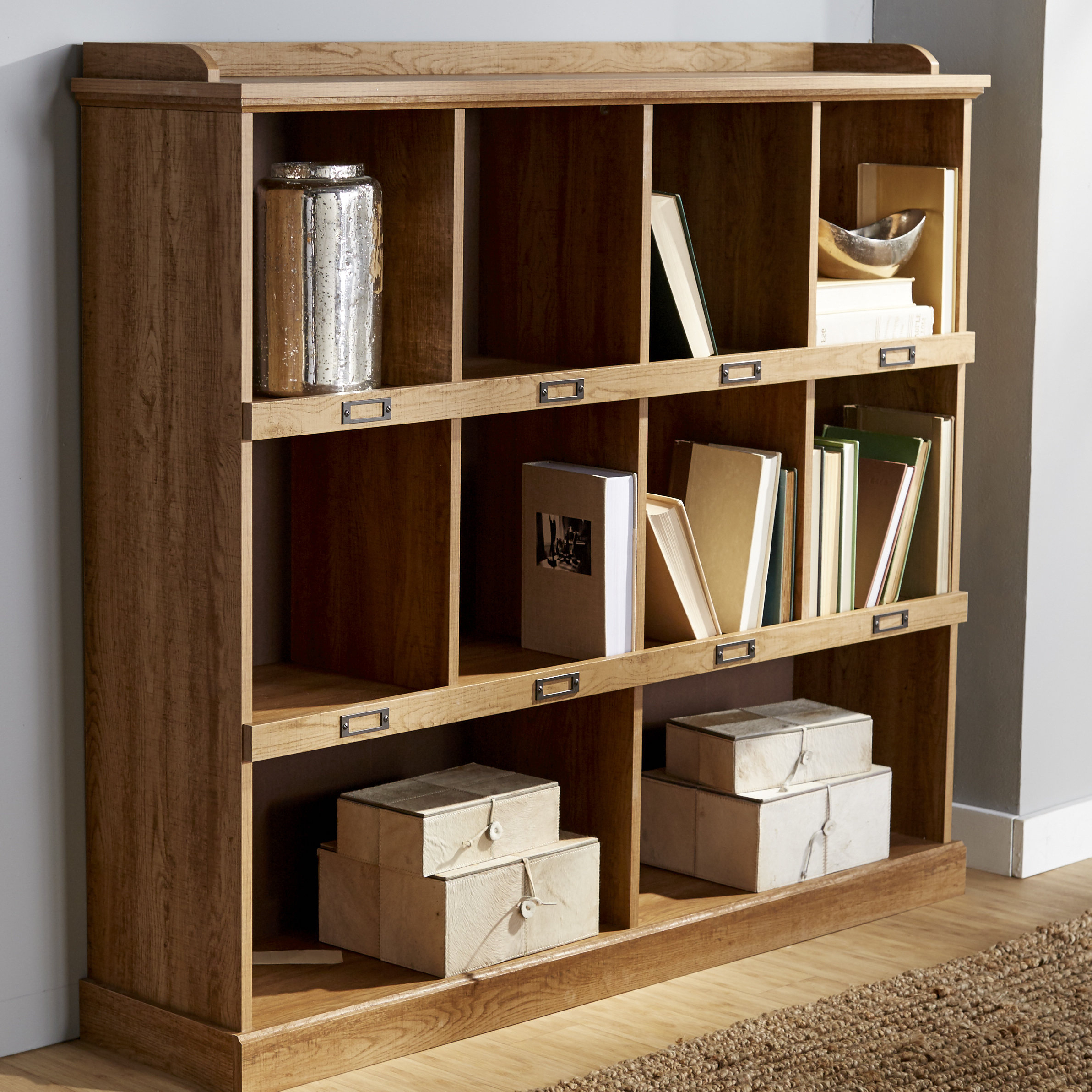 Favorite Bowerbank Standard Bookcases With Beachcrest Home Bowerbank Standard Bookcase (View 16 of 20)
