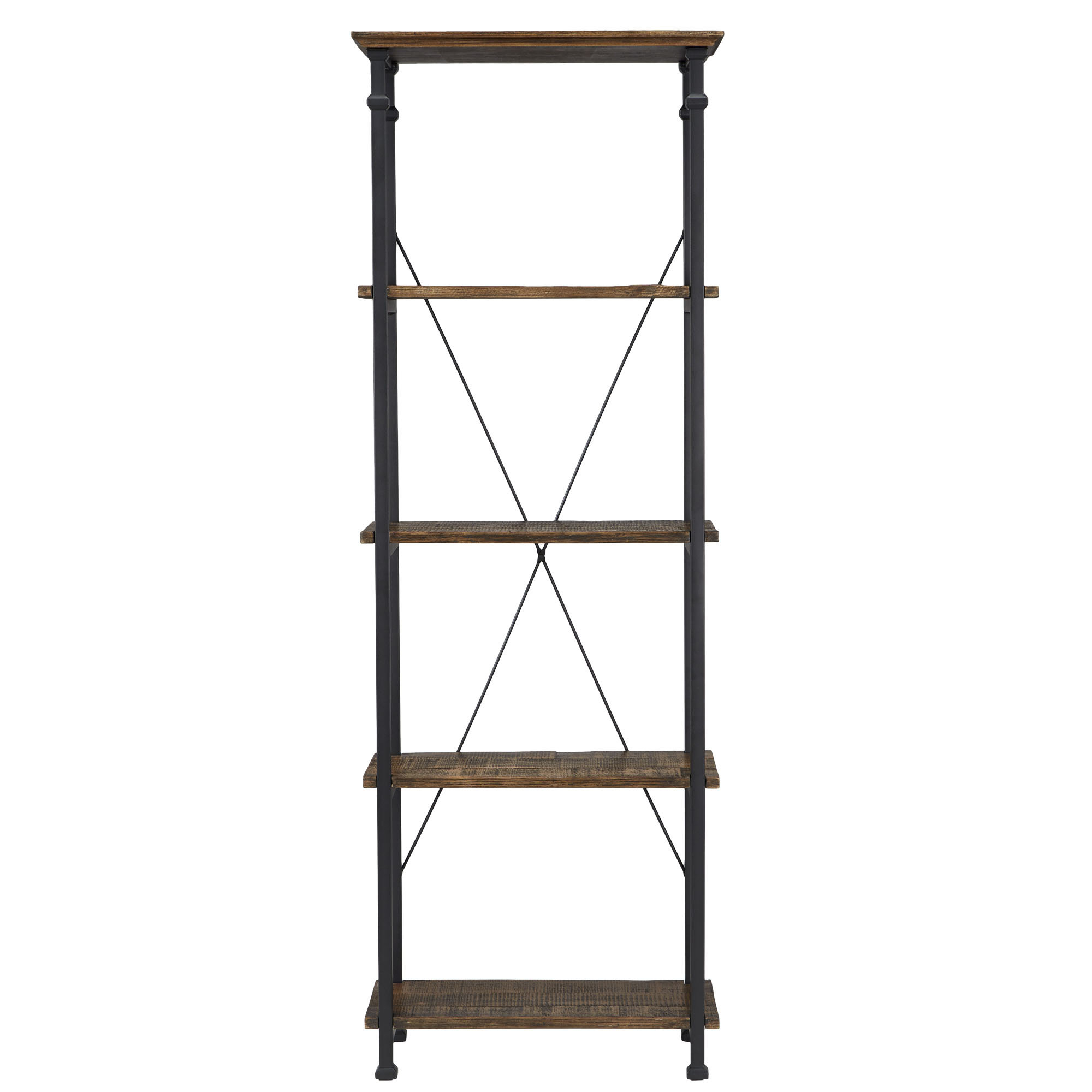 Favorite Cabral Etagere Bookcase Pertaining To Oakside Etagere Bookcases (View 6 of 20)