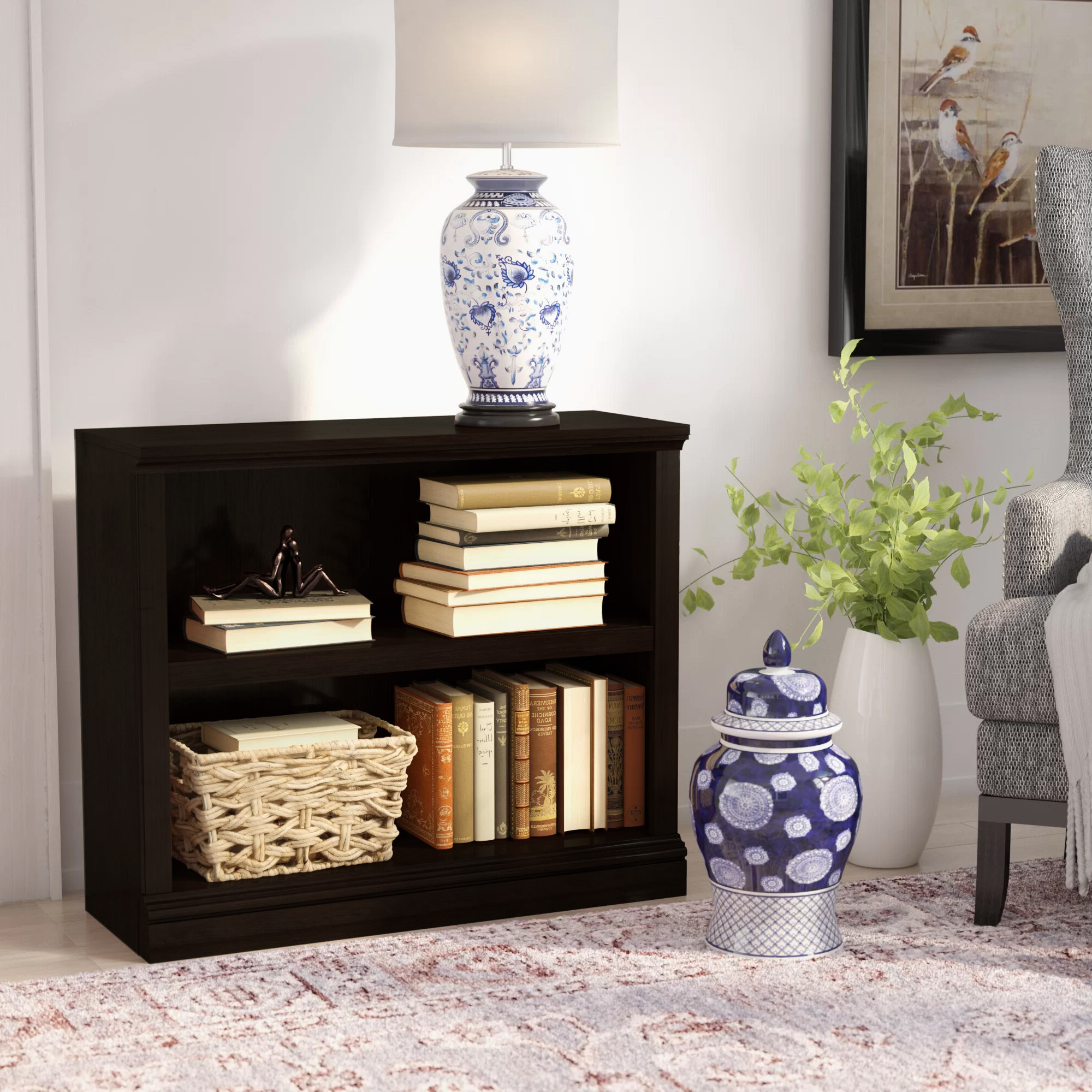 Favorite Gianni Standard Bookcase With Moeller Standard Bookcases (View 13 of 20)