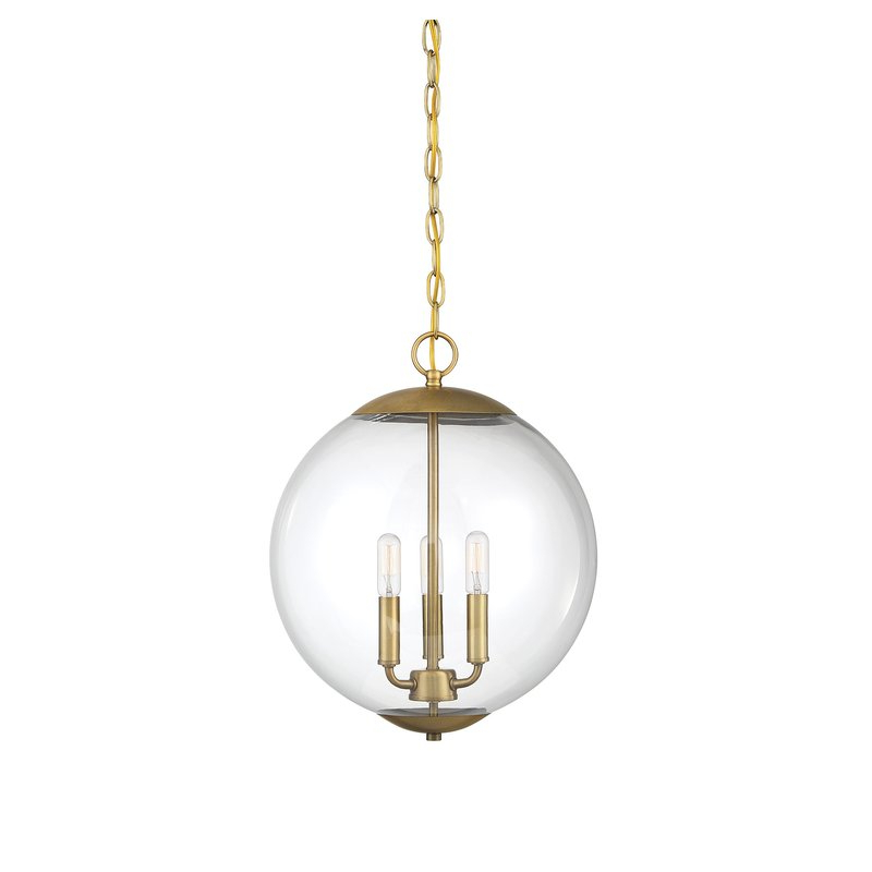 Favorite Morganti 4 Light Chandeliers Intended For Blakeley 3 Light Chandelier (View 9 of 25)