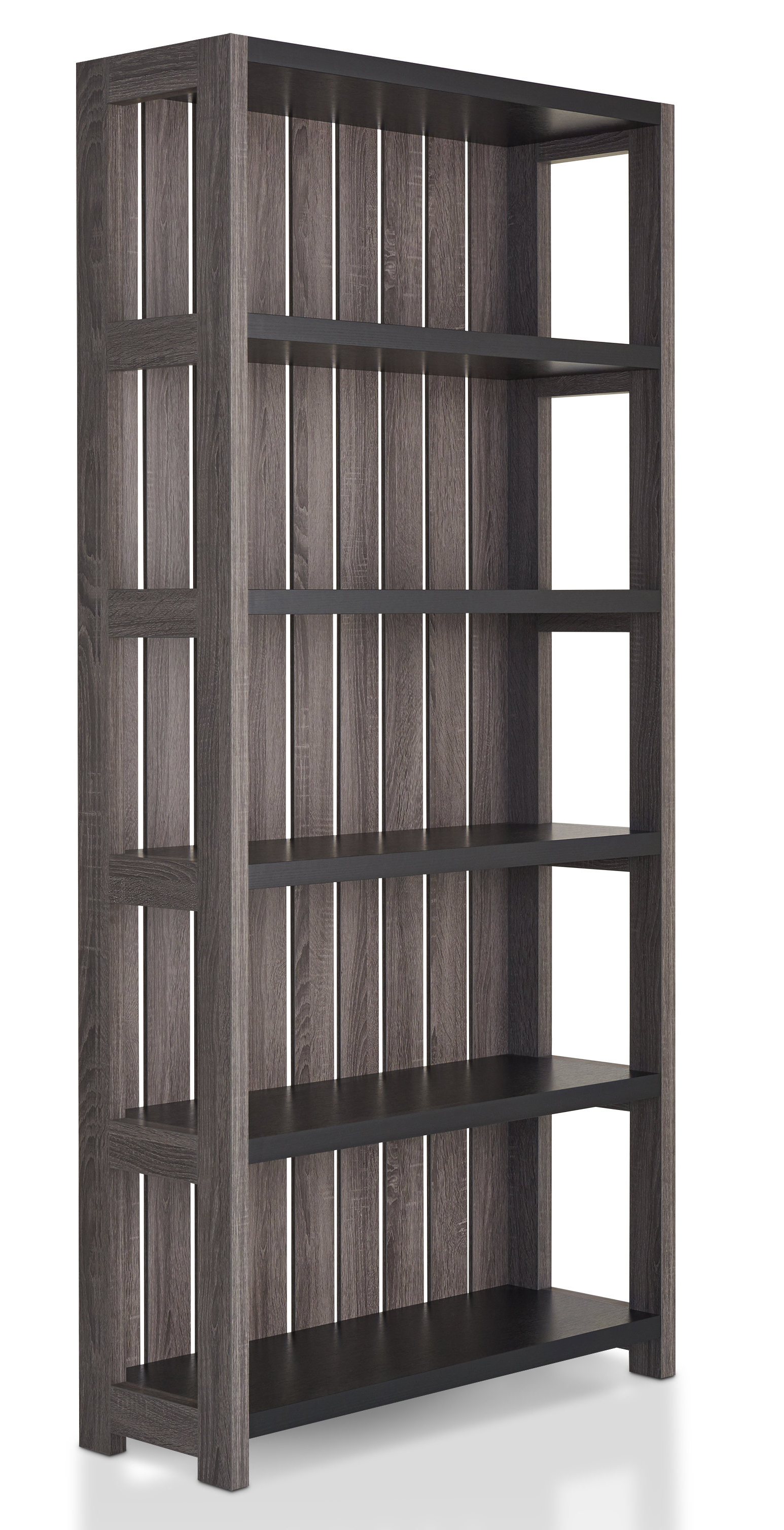 Favorite Orford Standard Bookcases For Kelleia Standard Bookcase (View 6 of 20)