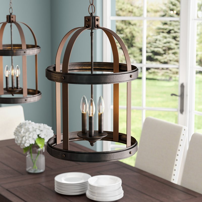 Favorite Pawling 3 Light Lantern Cylinder Pendant Pertaining To 3 Light Lantern Cylinder Pendants (View 11 of 25)
