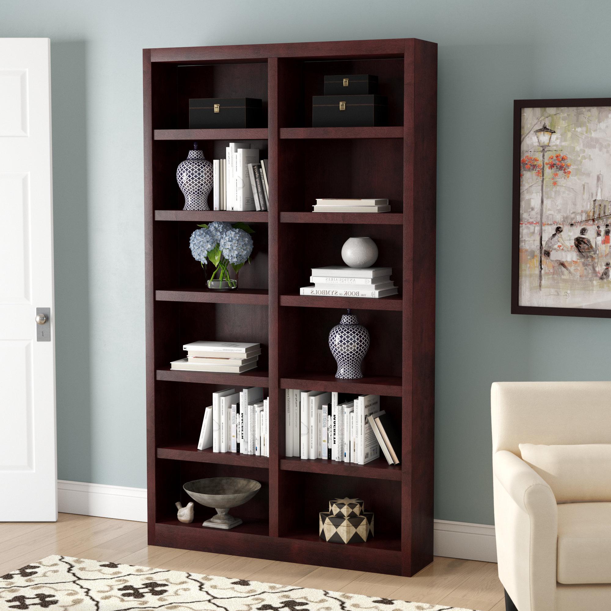Favorite Reynoldsville Standard Bookcases With Lanford Standard Bookcase (View 18 of 20)