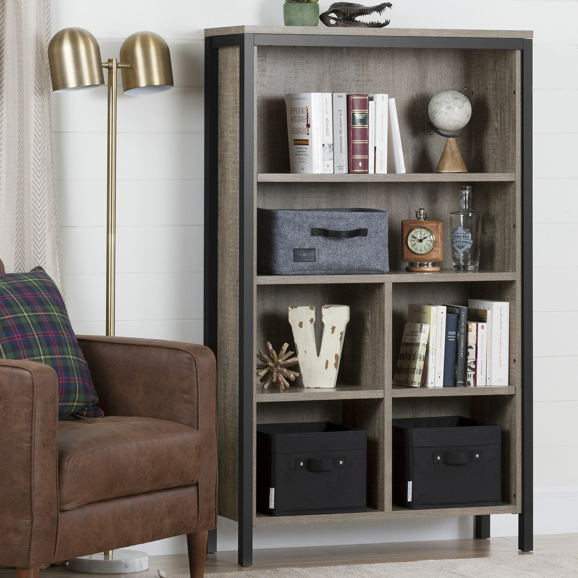 Finkelstein Cube Bookcases For Well Known Munich Standard Bookcase (View 15 of 20)