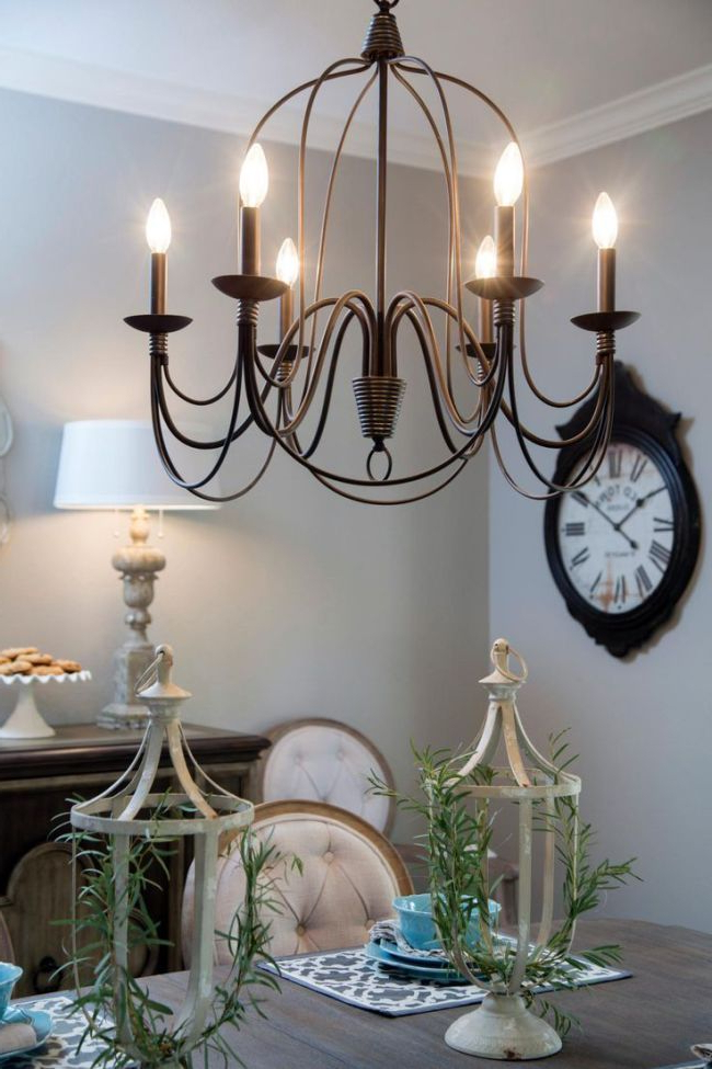 Fixer Upper Lighting For Your Home (View 18 of 25)
