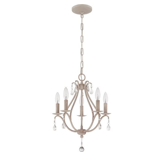 Florentina 5 Light Candle Style Chandeliers With Regard To Most Up To Date Palumbo 5 Light Candle Style Chandelier (View 8 of 25)
