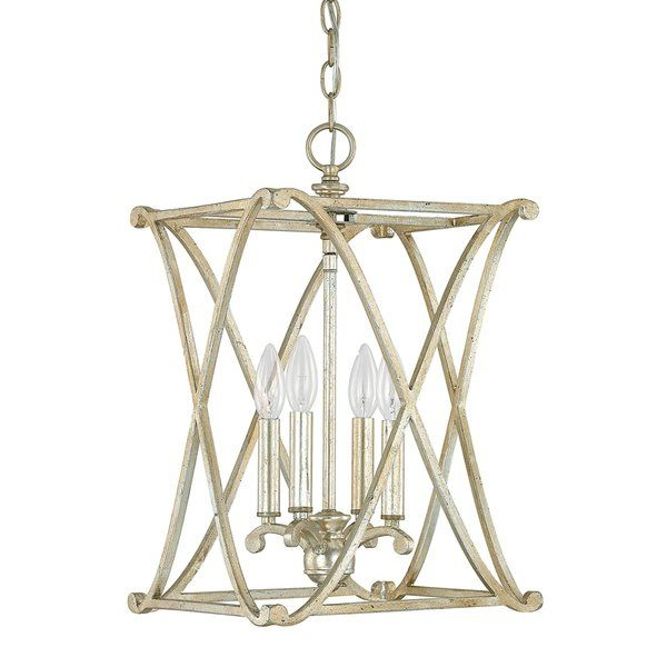 For The Home In With Newest Nisbet 6 Light Lantern Geometric Pendants (View 5 of 25)