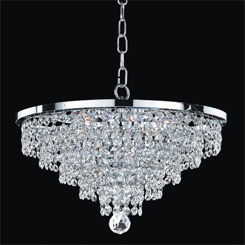 Found It At Wayfair Supply – Vista 5 Light Crystal Throughout Most Recently Released Verdell 5 Light Crystal Chandeliers (View 11 of 25)
