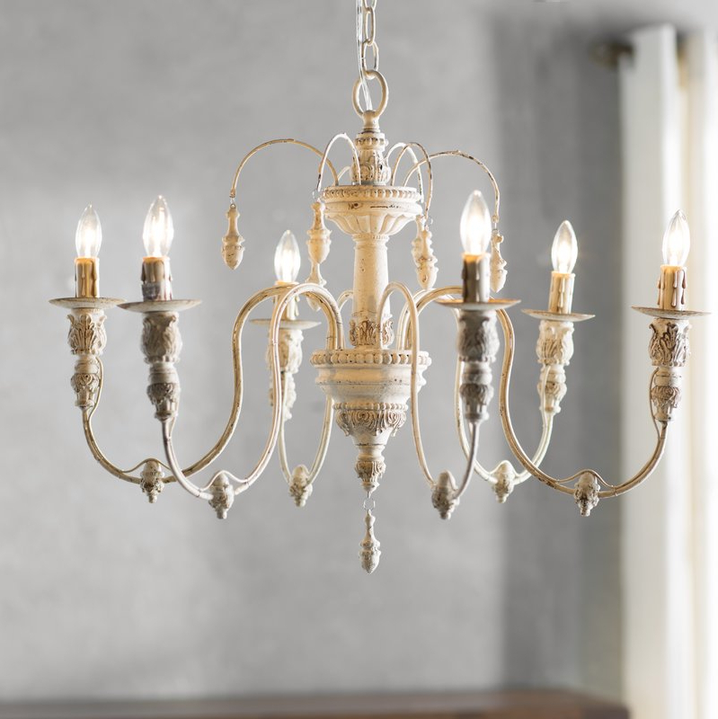 Gaines 9 Light Candle Style Chandeliers Regarding Famous Fixer Upper Lighting For Your Home – The Weathered Fox (View 11 of 25)