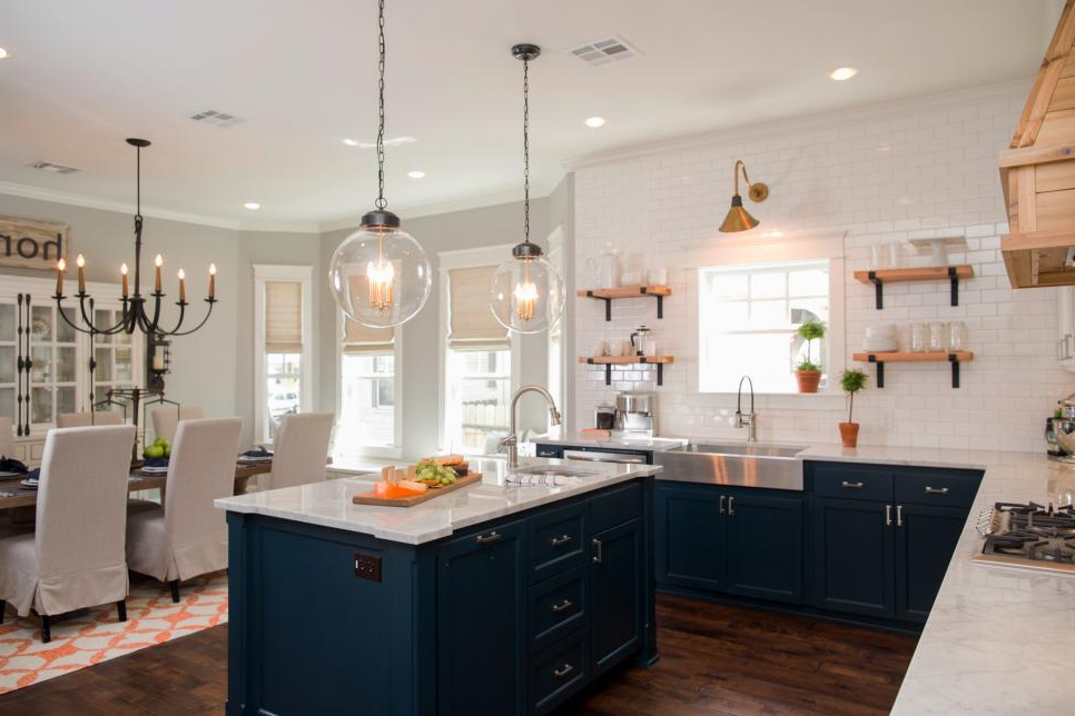 Gaines 9 Light Candle Style Chandeliers Within Most Current Joanna Gaines' Fool Proof Guide To Light Fixtures (View 15 of 25)