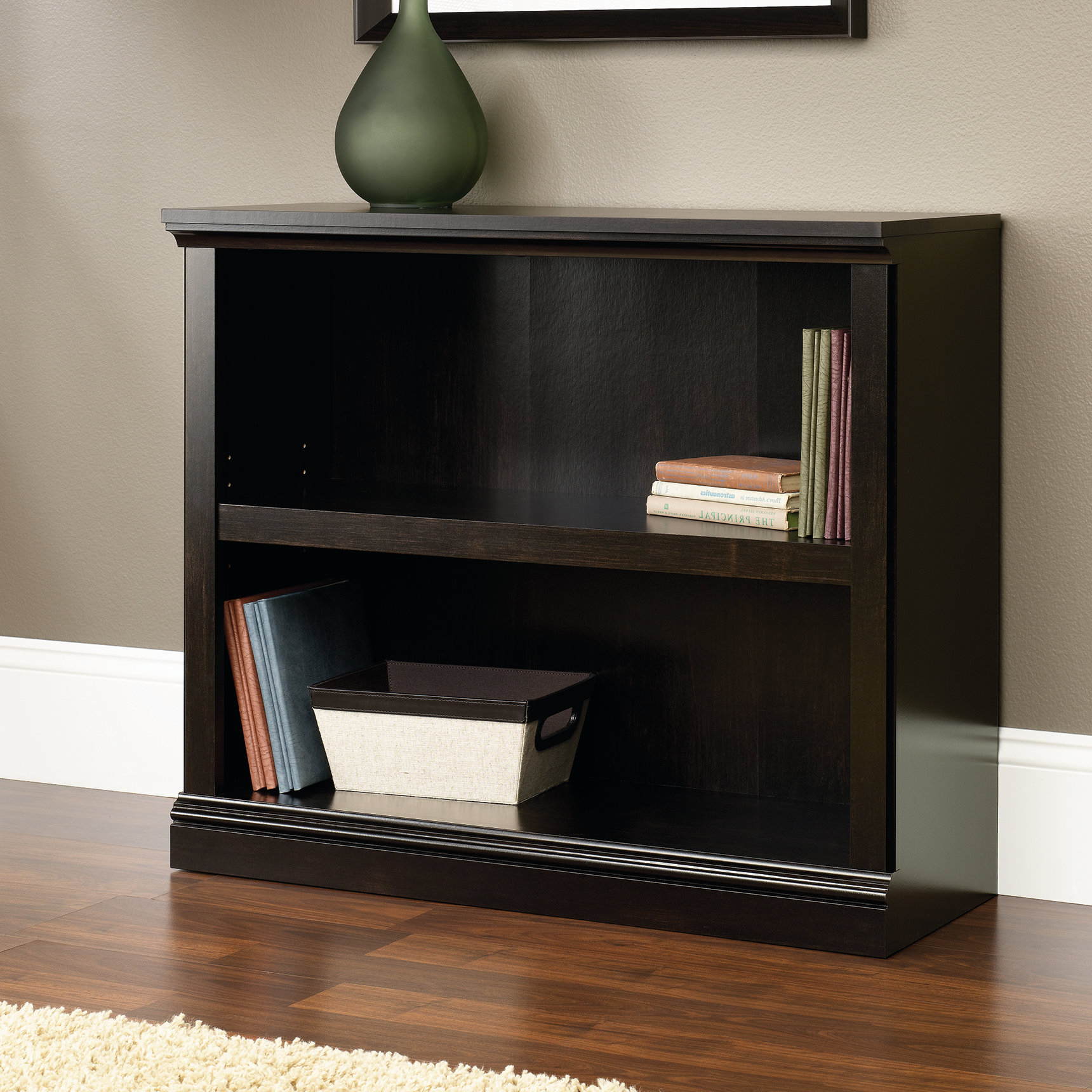 Gianni Standard Bookcase Regarding Most Popular Martinsville Standard Bookcases (View 12 of 20)