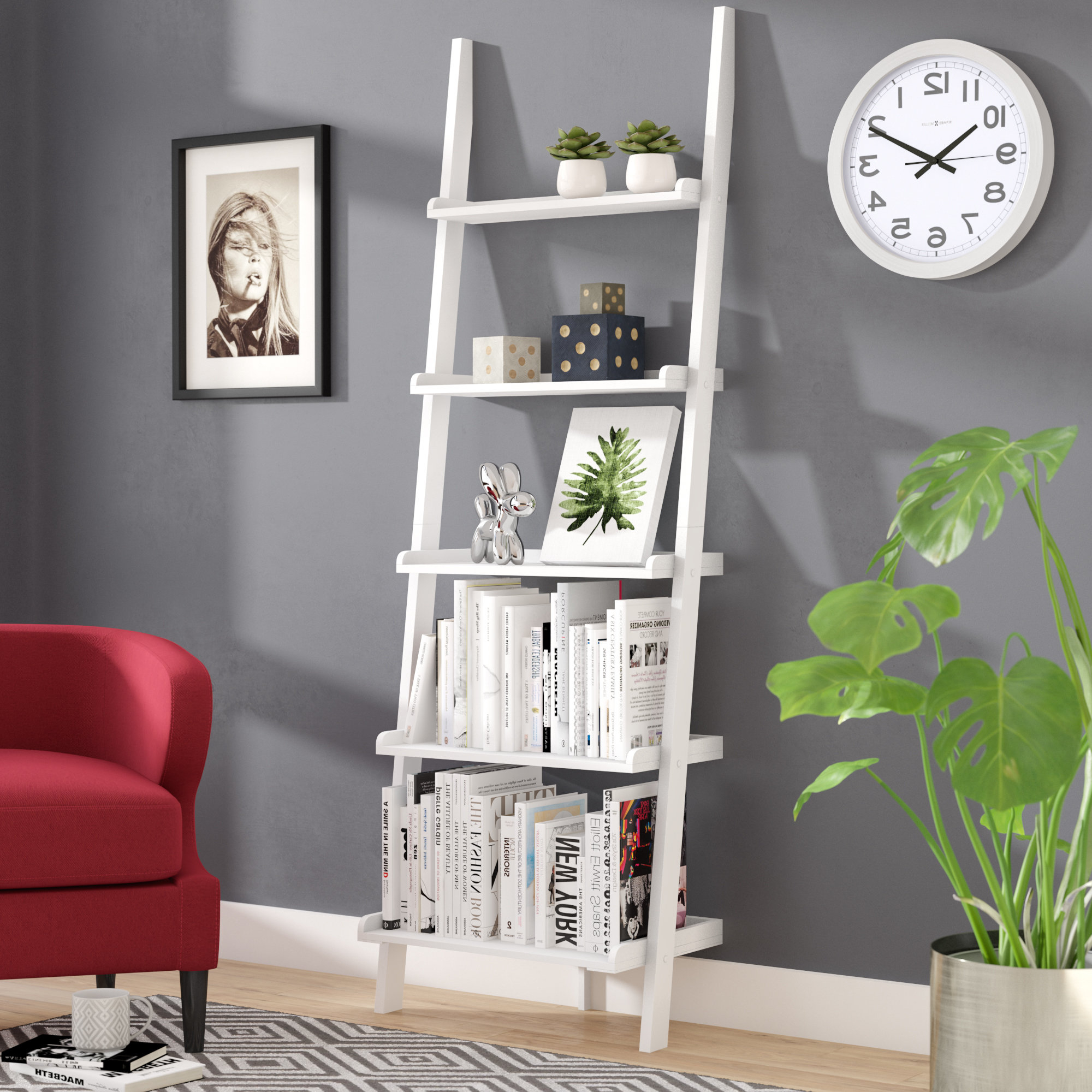 Featured Photo of Gilliard Ladder Bookcases