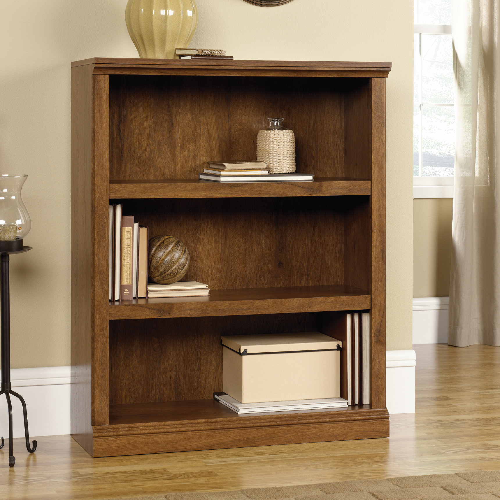 Hartman Standard Bookcase In Well Liked Gianni Standard Bookcases (View 11 of 20)