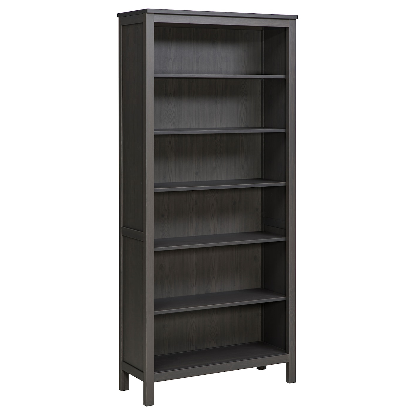 Hemnes – Bookcase, Black Brown Inside Well Known Kit Bookcases (View 3 of 20)