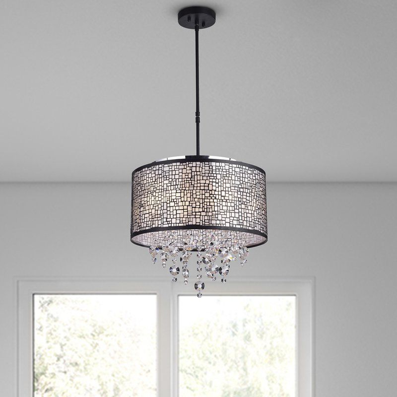House Of Dreams In 2019 With Newest Sinead 4 Light Chandeliers (View 7 of 25)